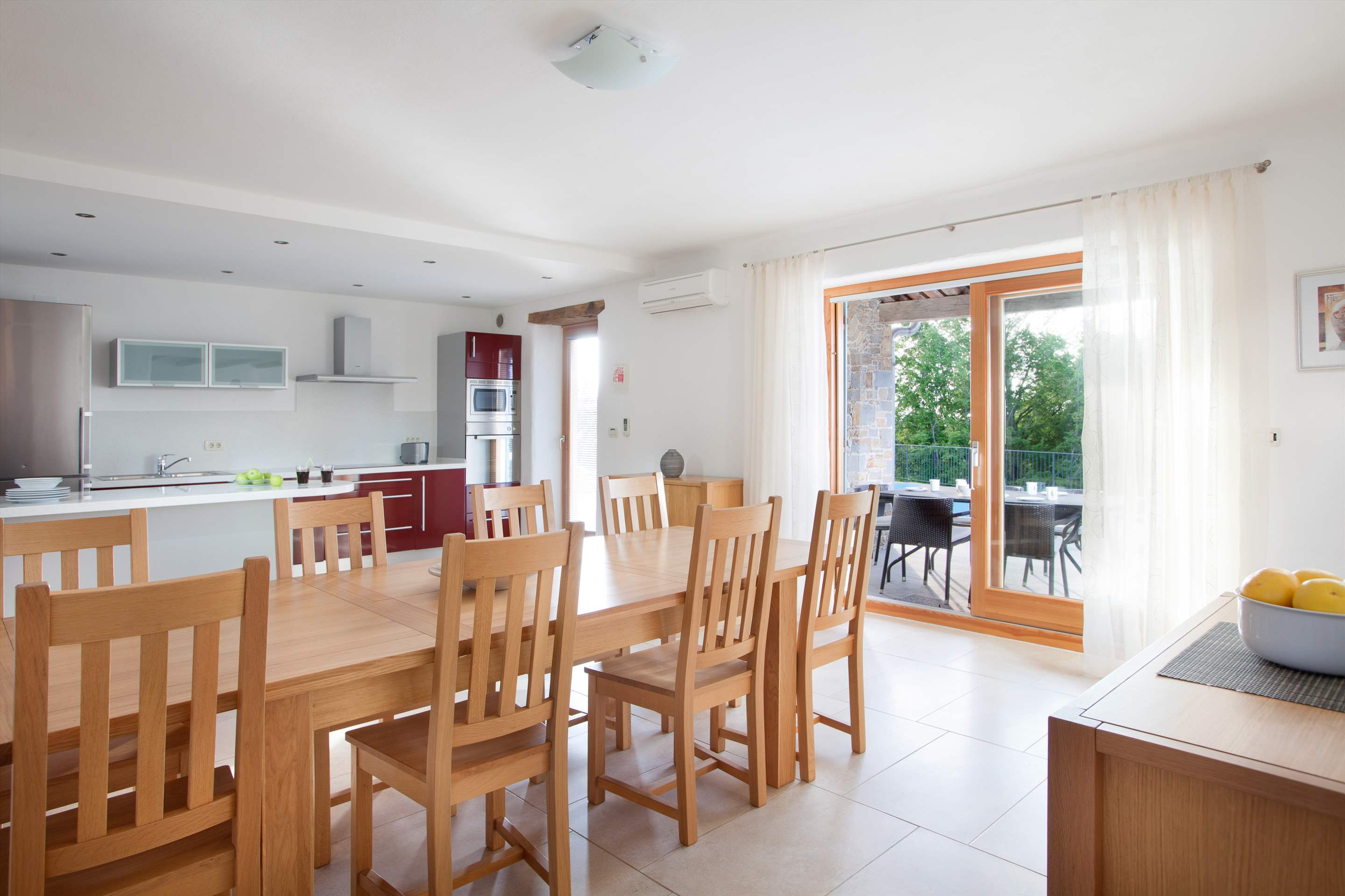 Villa Daymond, 4 bedroom villa in Western Coast- Porec - Umag & Inland, Croatia Photo #5