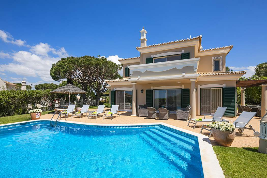 Villa Nadia, 3 bedroom villa in Vale do Lobo, Algarve Photo #1