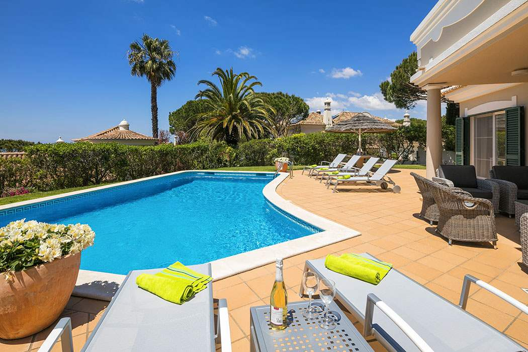 Villa Nadia, 3 bedroom villa in Vale do Lobo, Algarve Photo #10