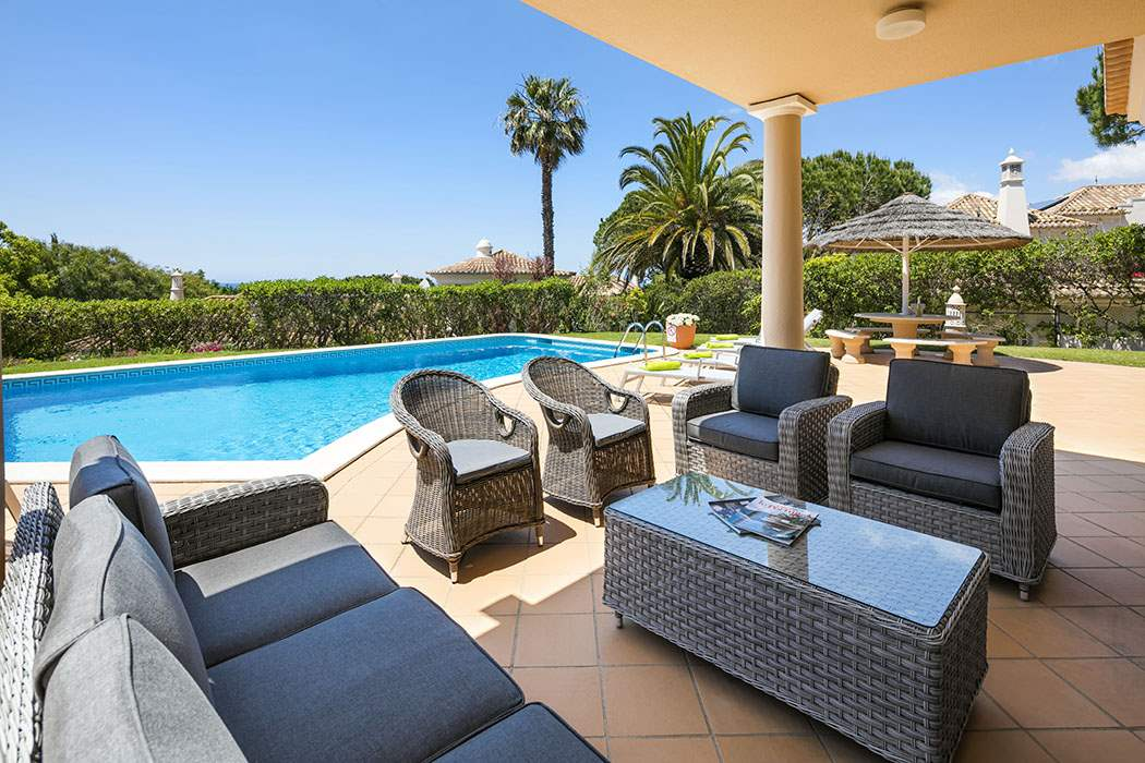 Villa Nadia, 3 bedroom villa in Vale do Lobo, Algarve Photo #3