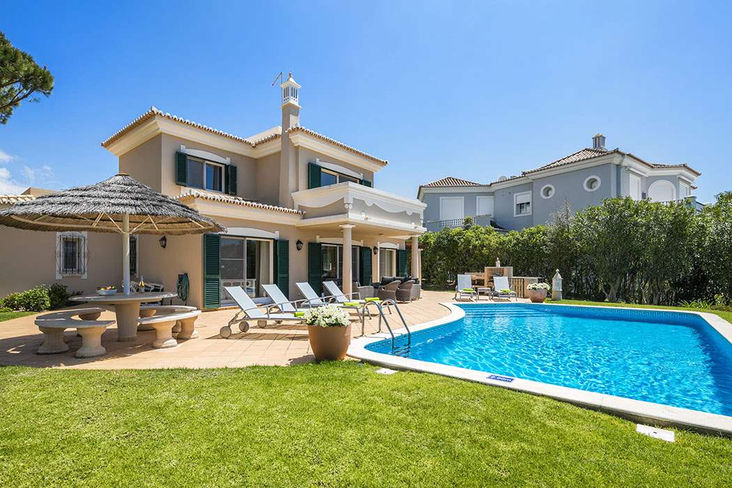 Villa Nadia, 3 bedroom villa in Vale do Lobo, Algarve Photo #9