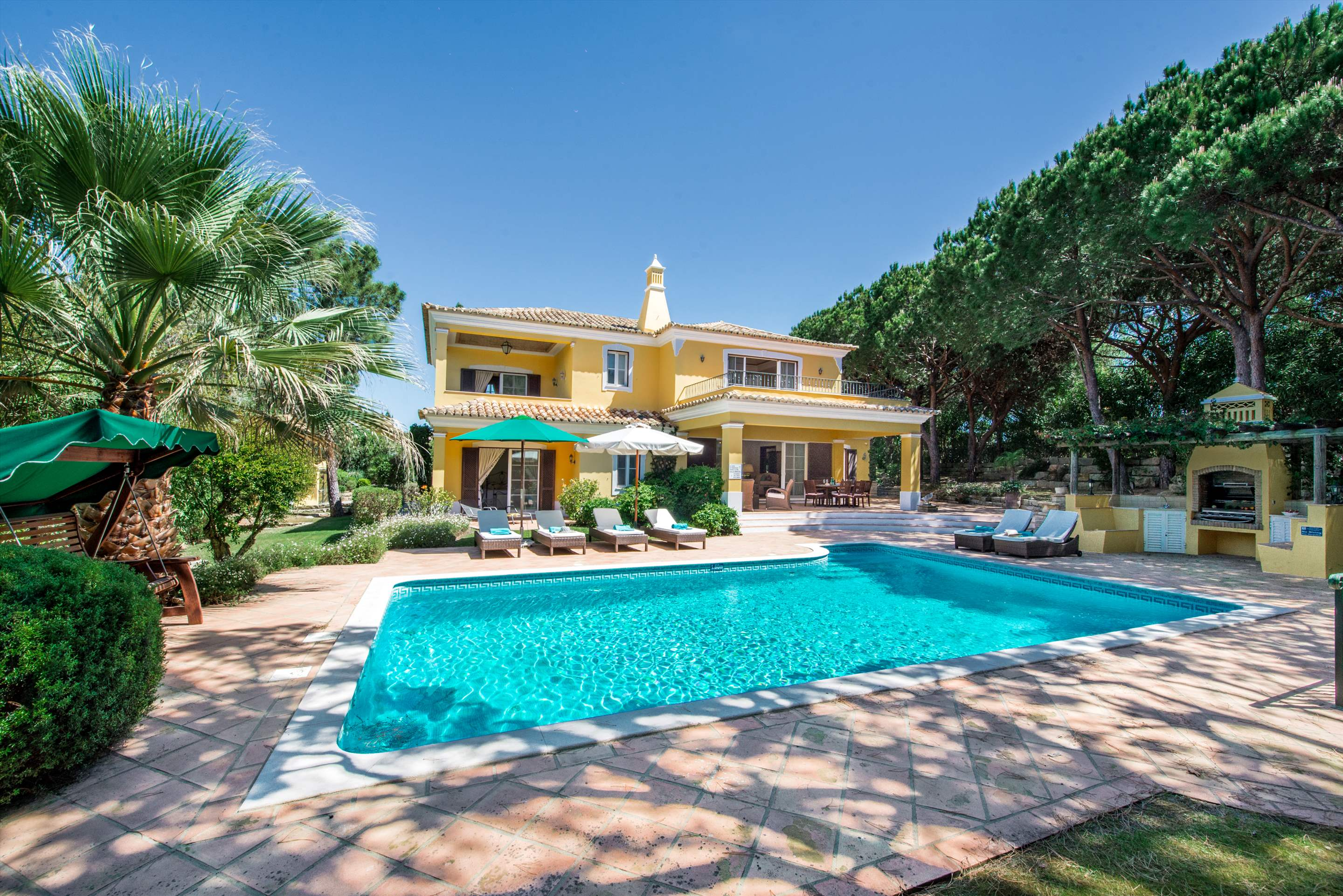 Casa da Paz, 4 bedroom villa in Quinta do Lago, Algarve Photo #10