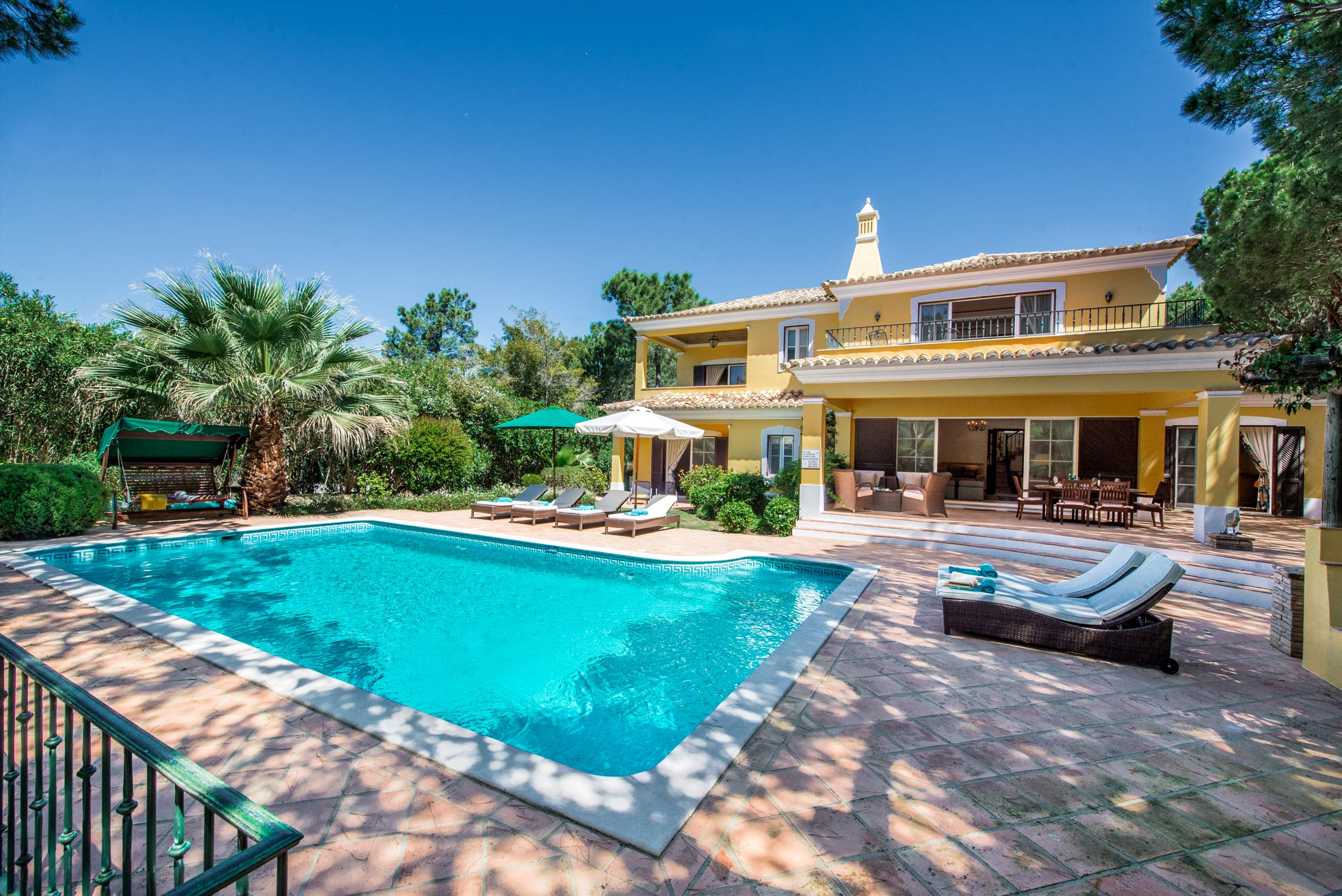 Casa da Paz, 4 bedroom villa in Quinta do Lago, Algarve Photo #2