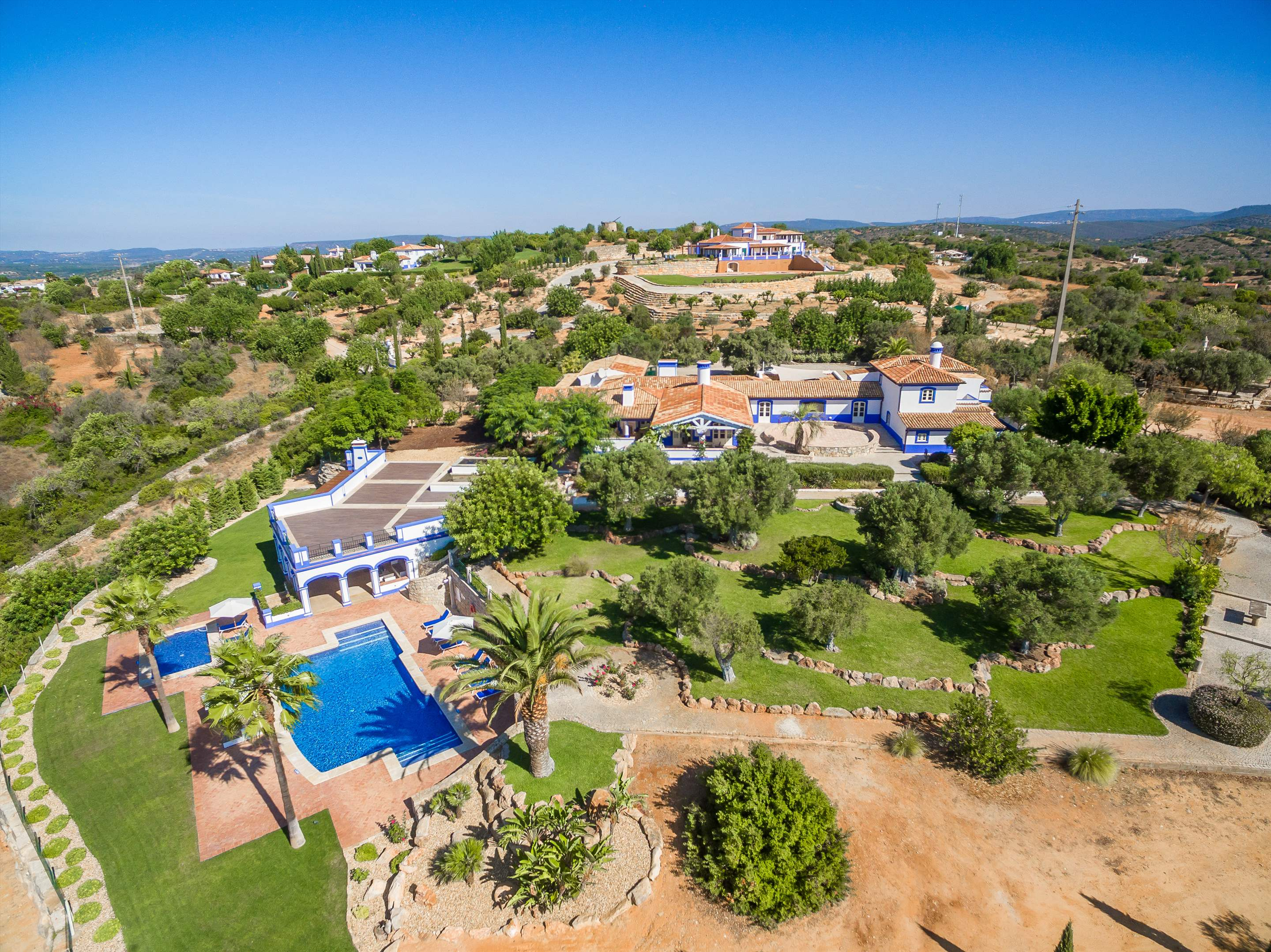 Casa Alemao, Main House, 5 Bedrooms, 5 bedroom villa in Vilamoura Area, Algarve