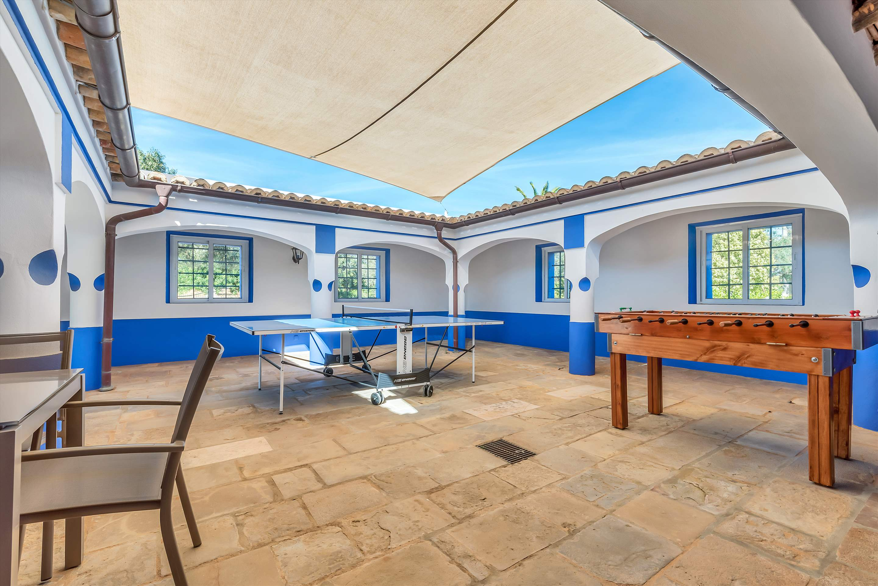Casa Alemao, Main House, 5 Bedrooms, 5 bedroom villa in Vilamoura Area, Algarve Photo #37