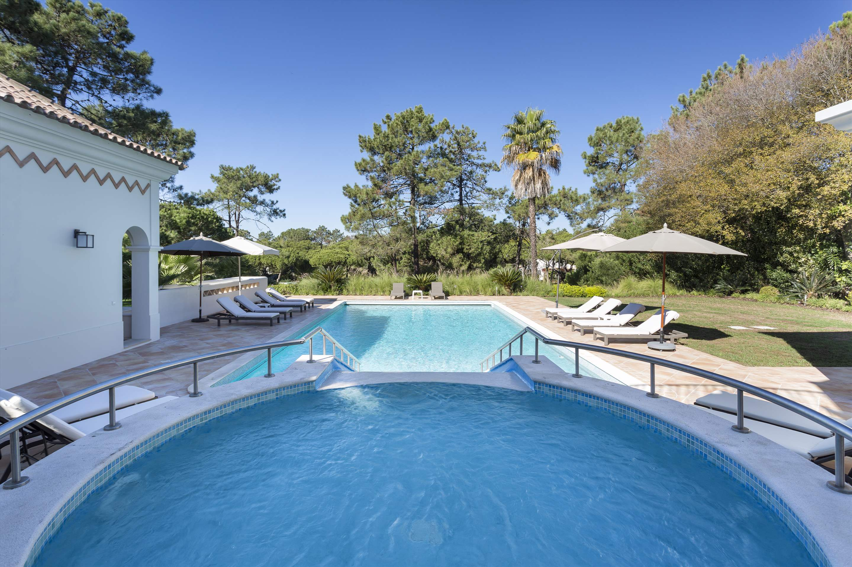 Villa Lantana 2, Main house & Annexe, 6 bedrooms, 6 bedroom villa in Quinta do Lago, Algarve Photo #13