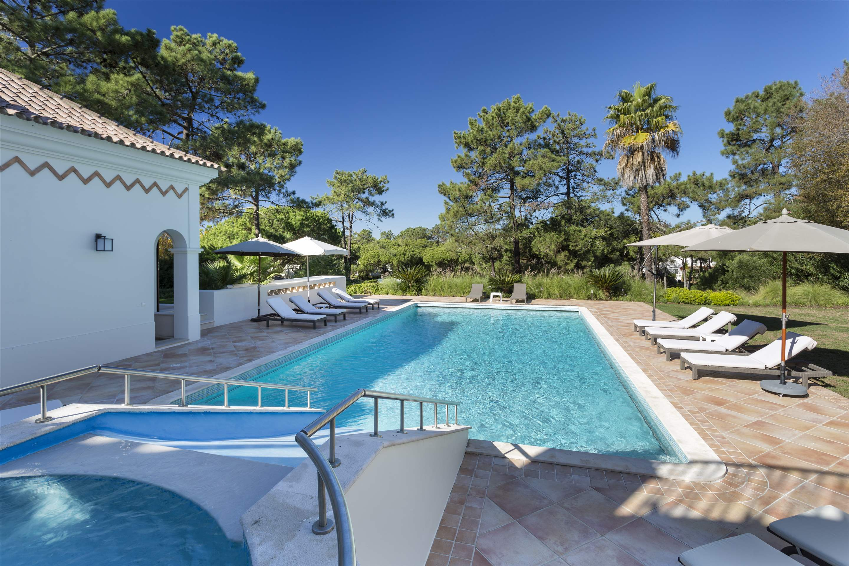 Villa Lantana 2, Main house & Annexe, 6 bedrooms, 6 bedroom villa in Quinta do Lago, Algarve Photo #14
