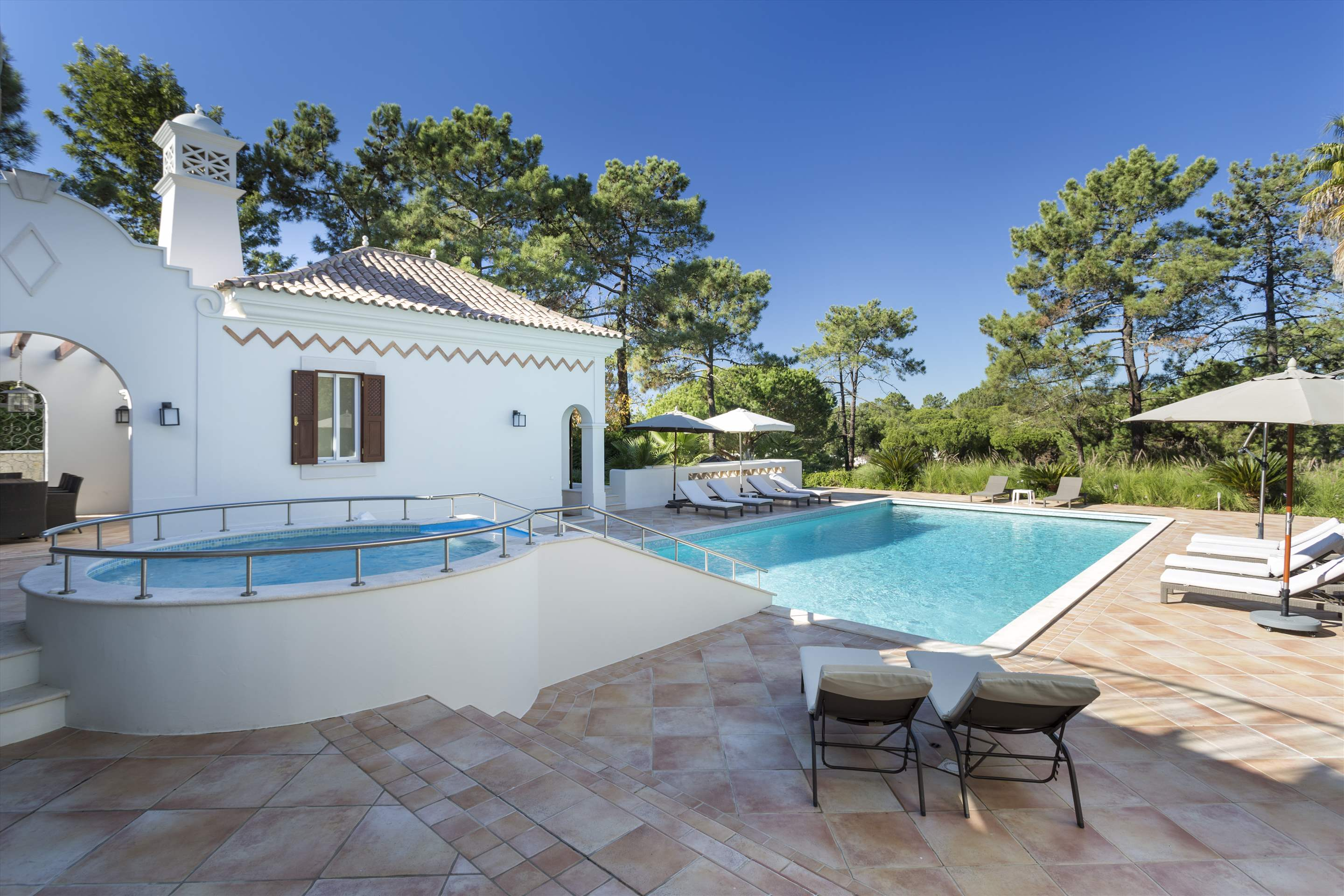 Villa Lantana 2, Main house & Annexe, 6 bedrooms, 6 bedroom villa in Quinta do Lago, Algarve Photo #15