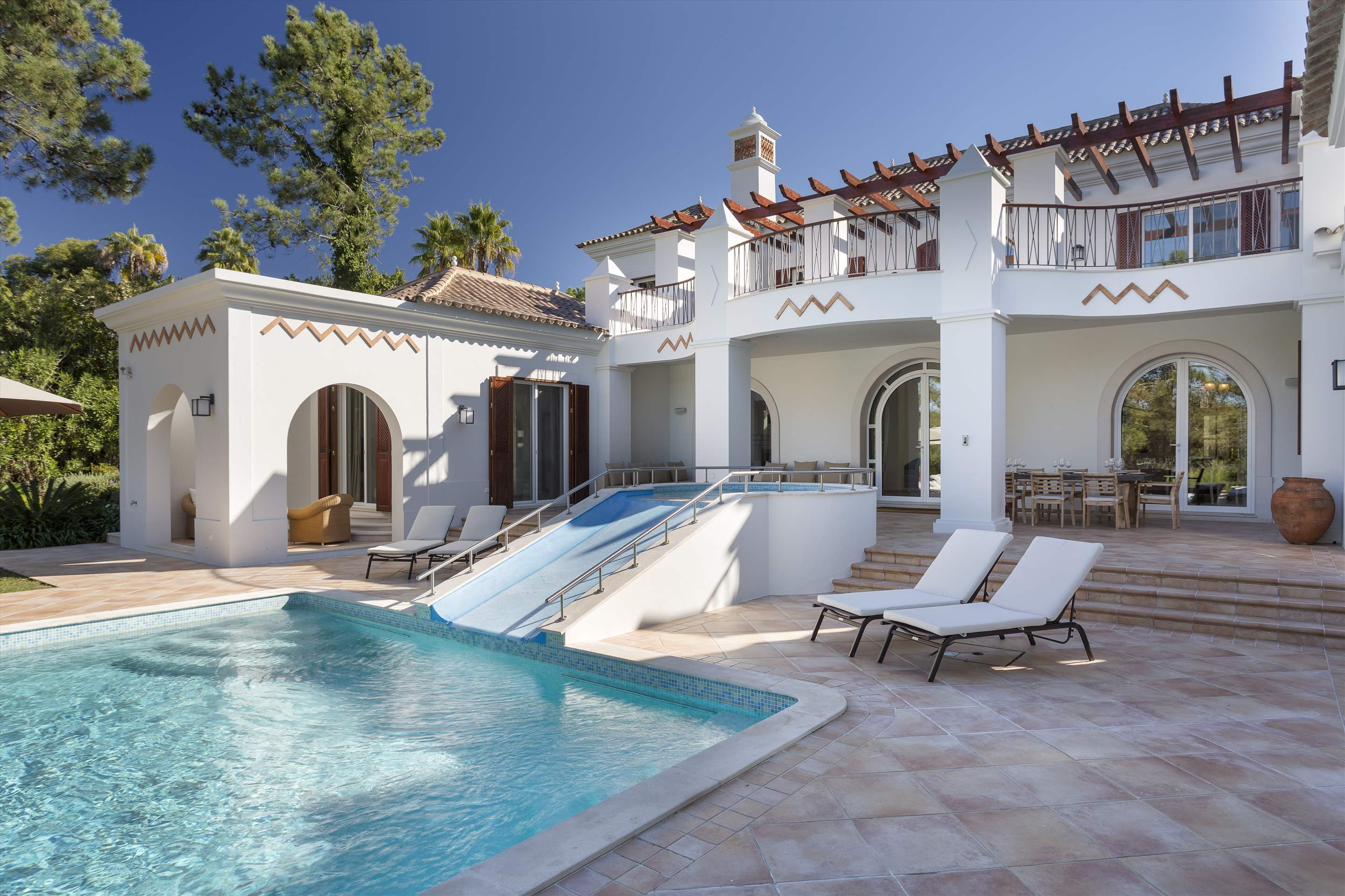 Villa Lantana 2, Main house & Annexe, 6 bedrooms, 6 bedroom villa in Quinta do Lago, Algarve Photo #16