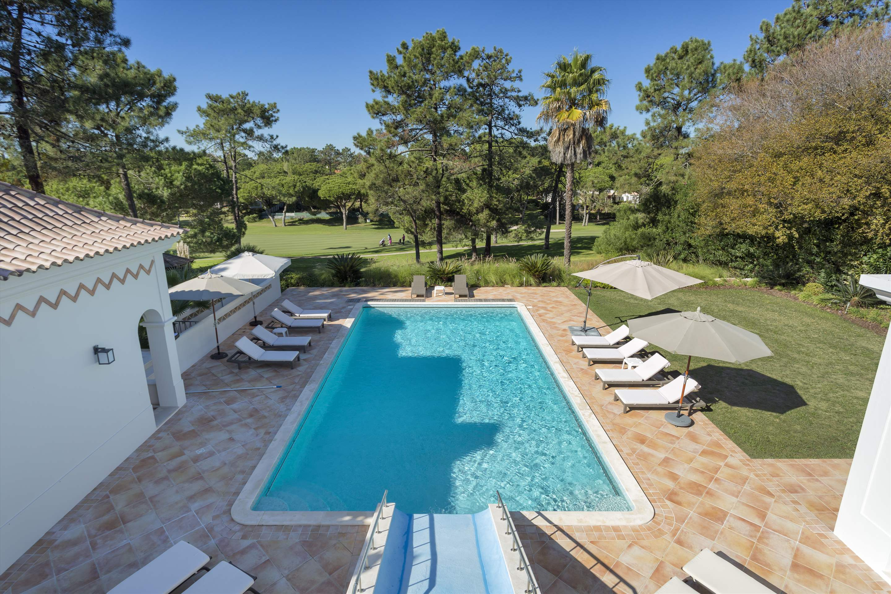 Villa Lantana 2, Main house & Annexe, 6 bedrooms, 6 bedroom villa in Quinta do Lago, Algarve Photo #28