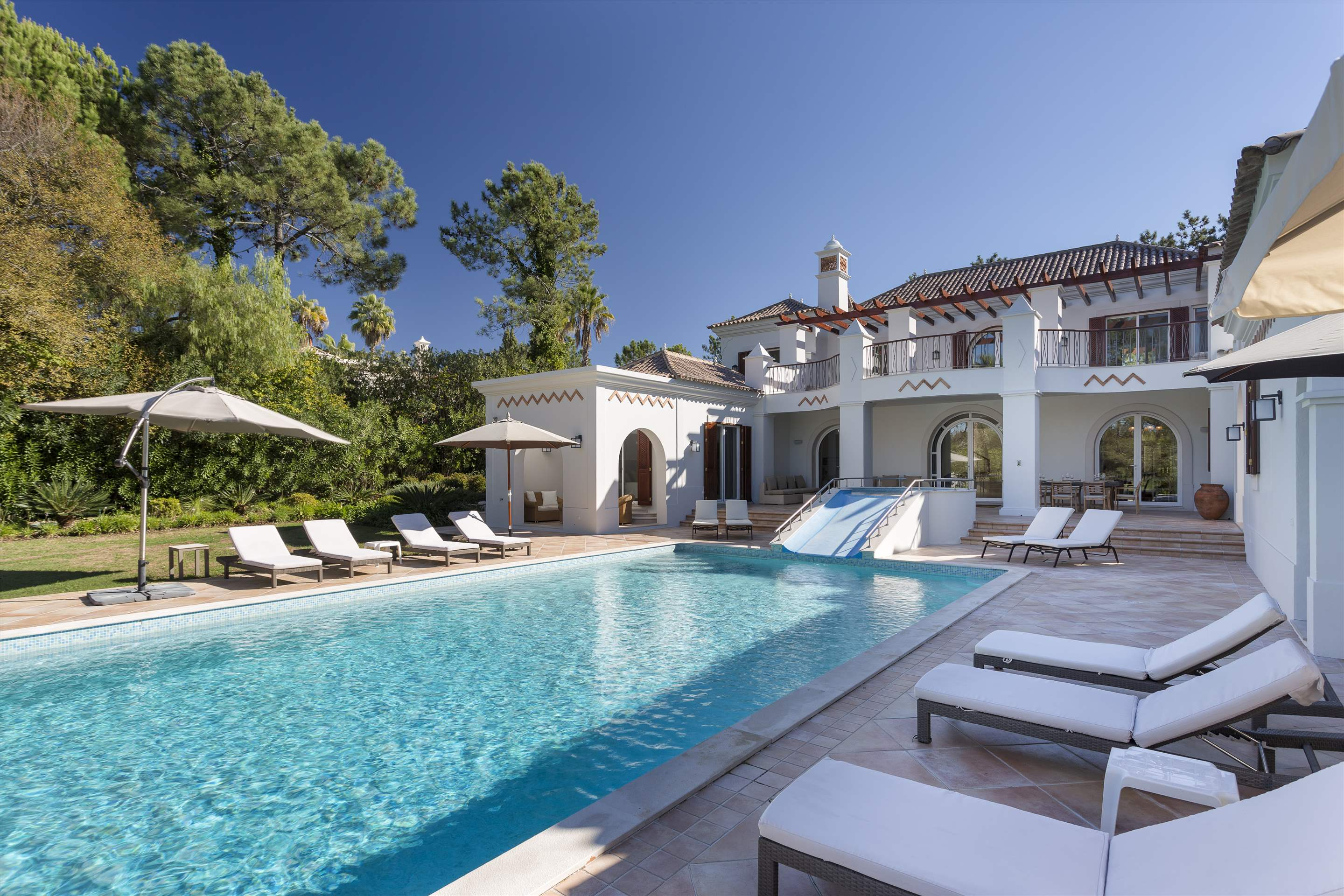 Villa Lantana 2, Main house & Annexe, 6 bedrooms, 6 bedroom villa in Quinta do Lago, Algarve Photo #7