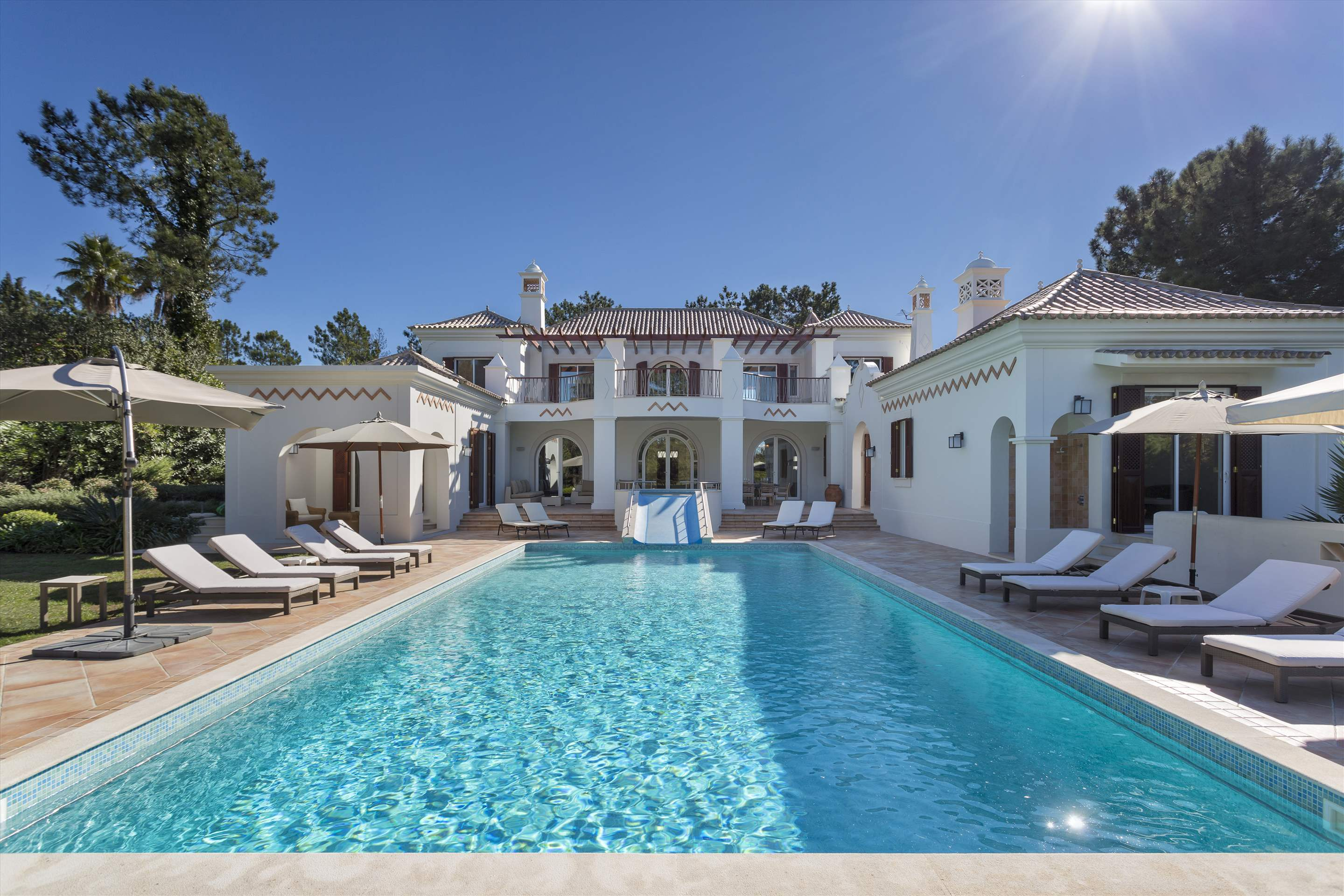 Villa Lantana 2, Main house & Annexe, 6 bedrooms, 6 bedroom villa in Quinta do Lago, Algarve Photo #8