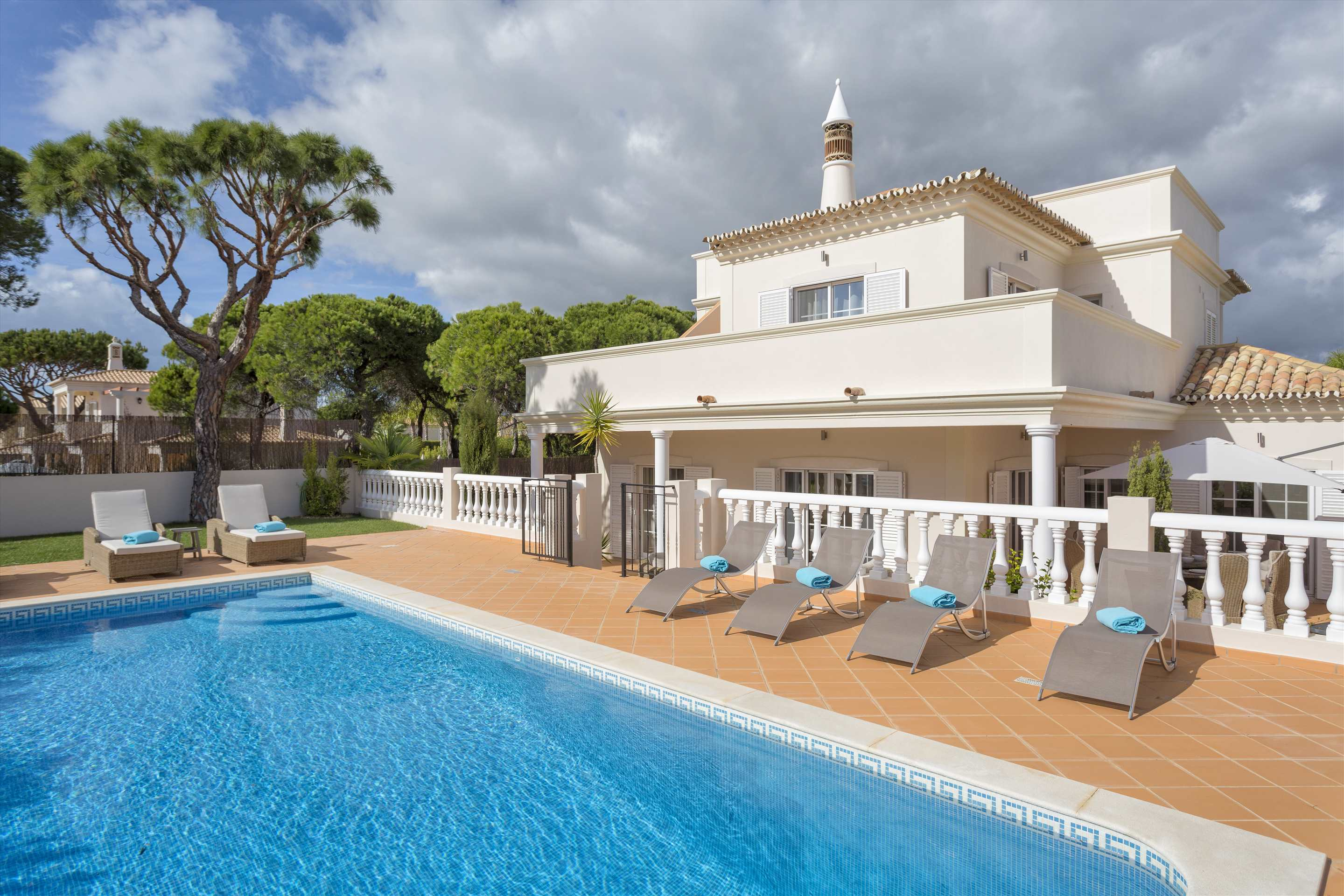 Villa Diana, 4 bedroom villa in Vale do Lobo, Algarve