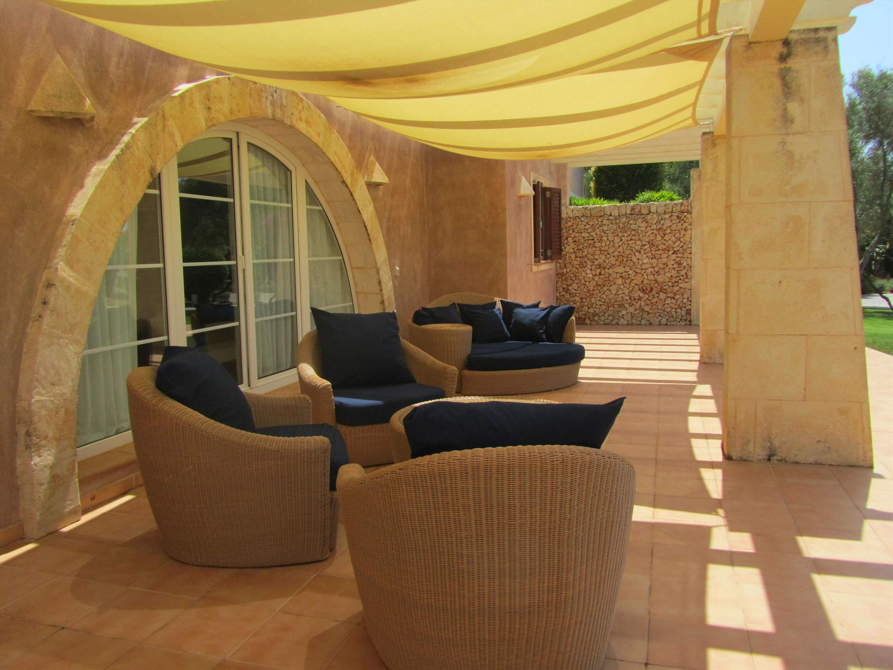 Villa Amanjena, 6 bedroom villa in Mahon, San Luis & South East, Menorca Photo #11