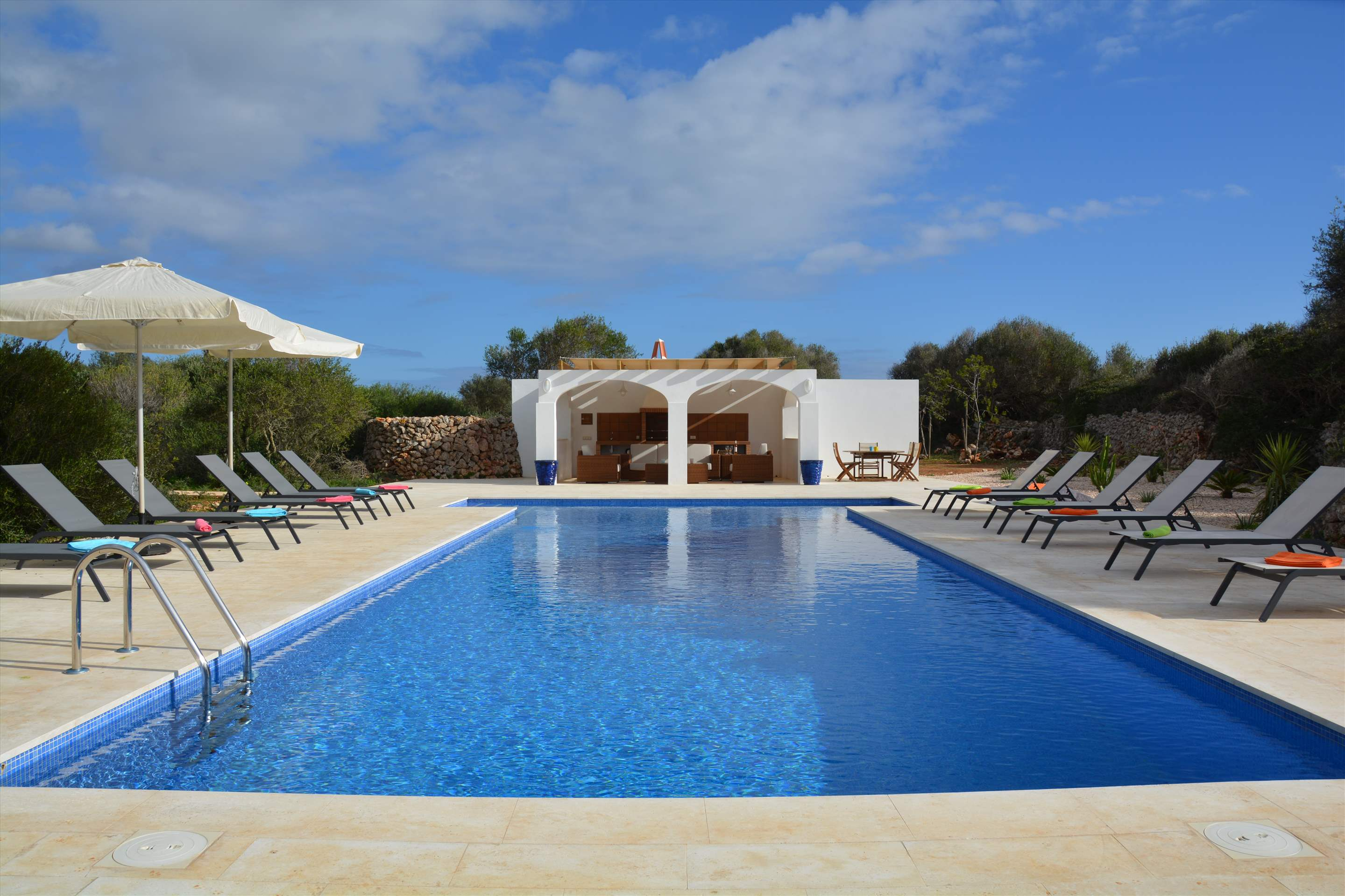 Les Arcs, 5 bedroom villa in Mahon, San Luis & South East, Menorca