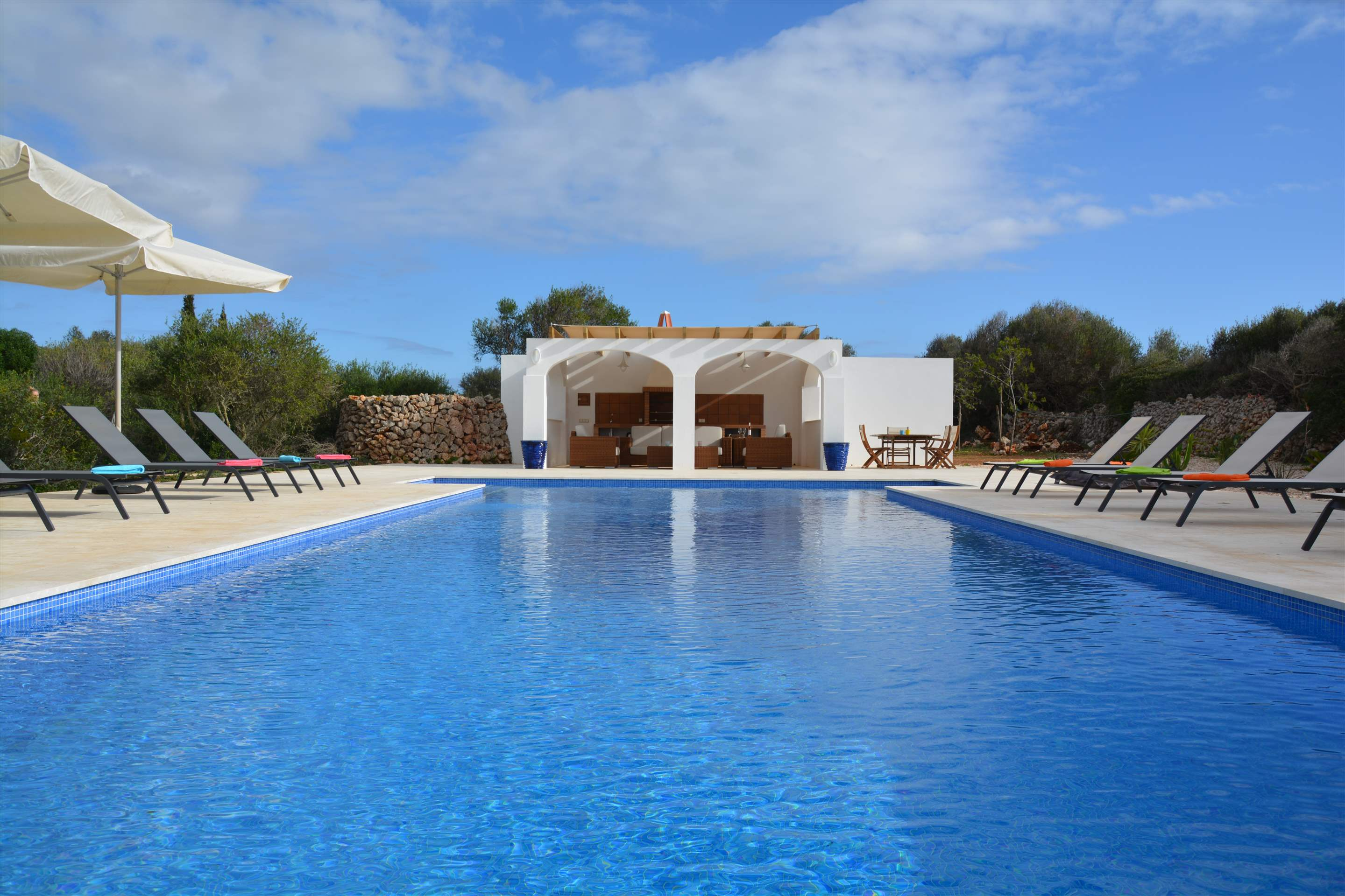 Les Arcs, 5 bedroom villa in Mahon, San Luis & South East, Menorca Photo #13