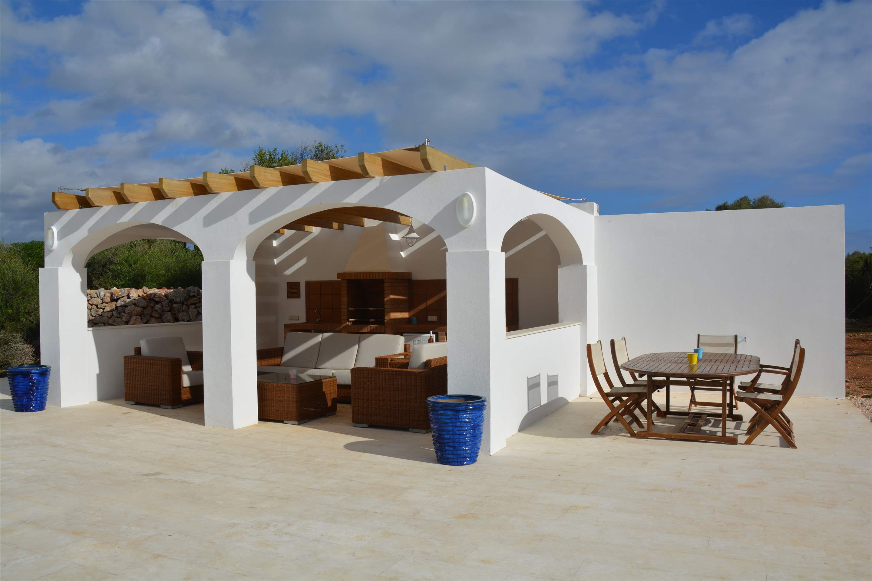 Les Arcs, 5 bedroom villa in Mahon, San Luis & South East, Menorca Photo #14
