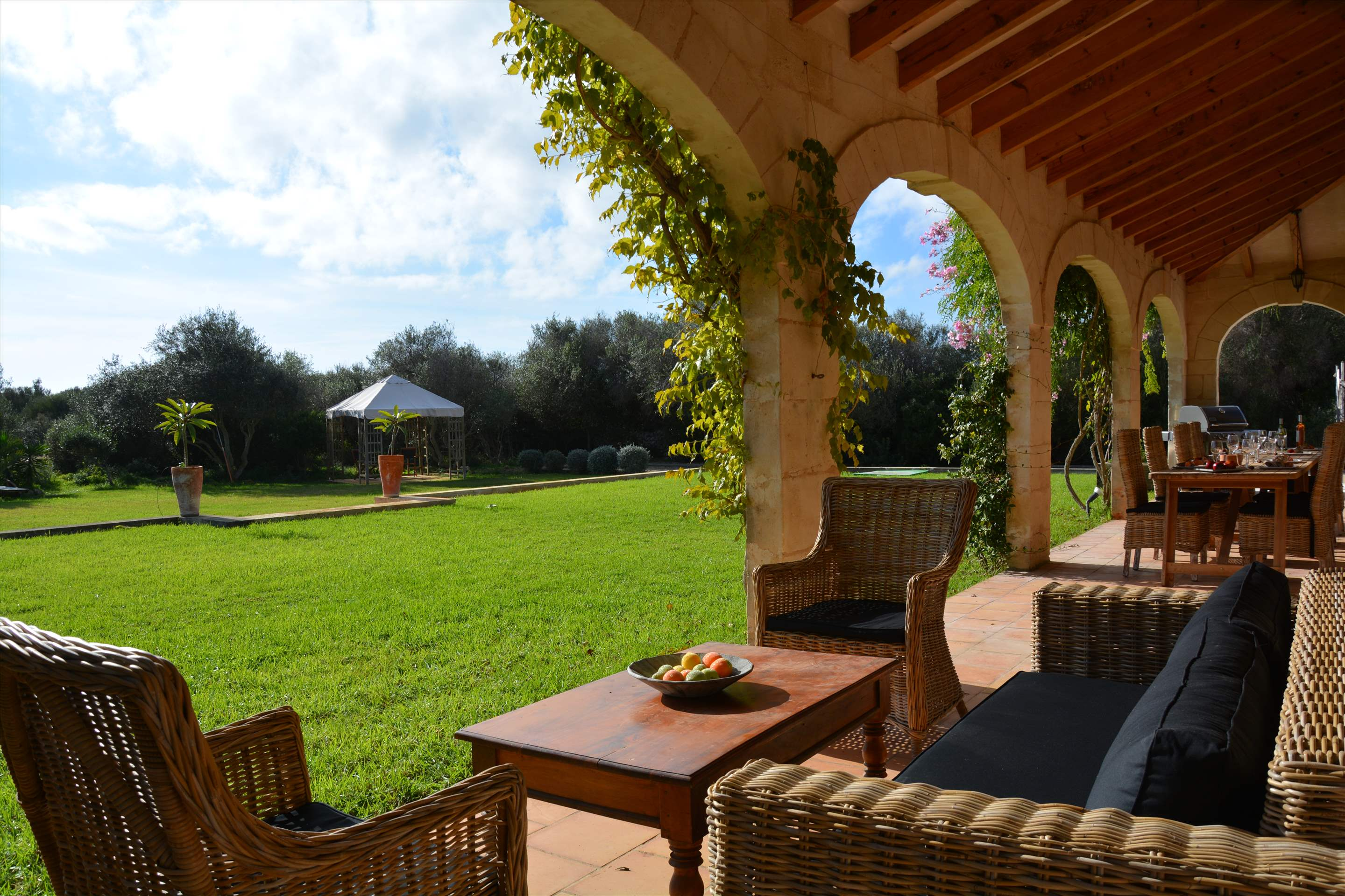 Les Arcs, 5 bedroom villa in Mahon, San Luis & South East, Menorca Photo #3