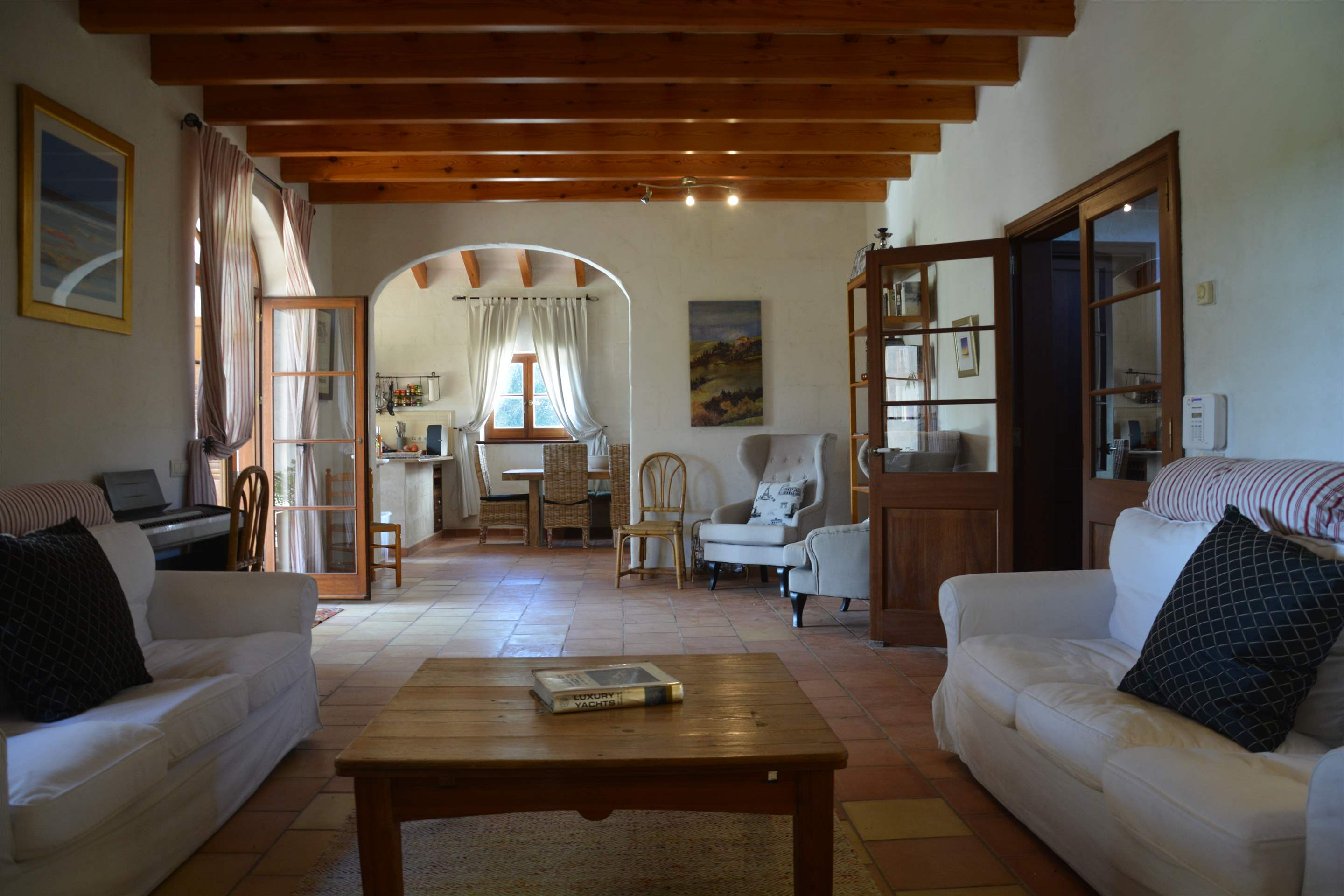 Les Arcs, 5 bedroom villa in Mahon, San Luis & South East, Menorca Photo #5