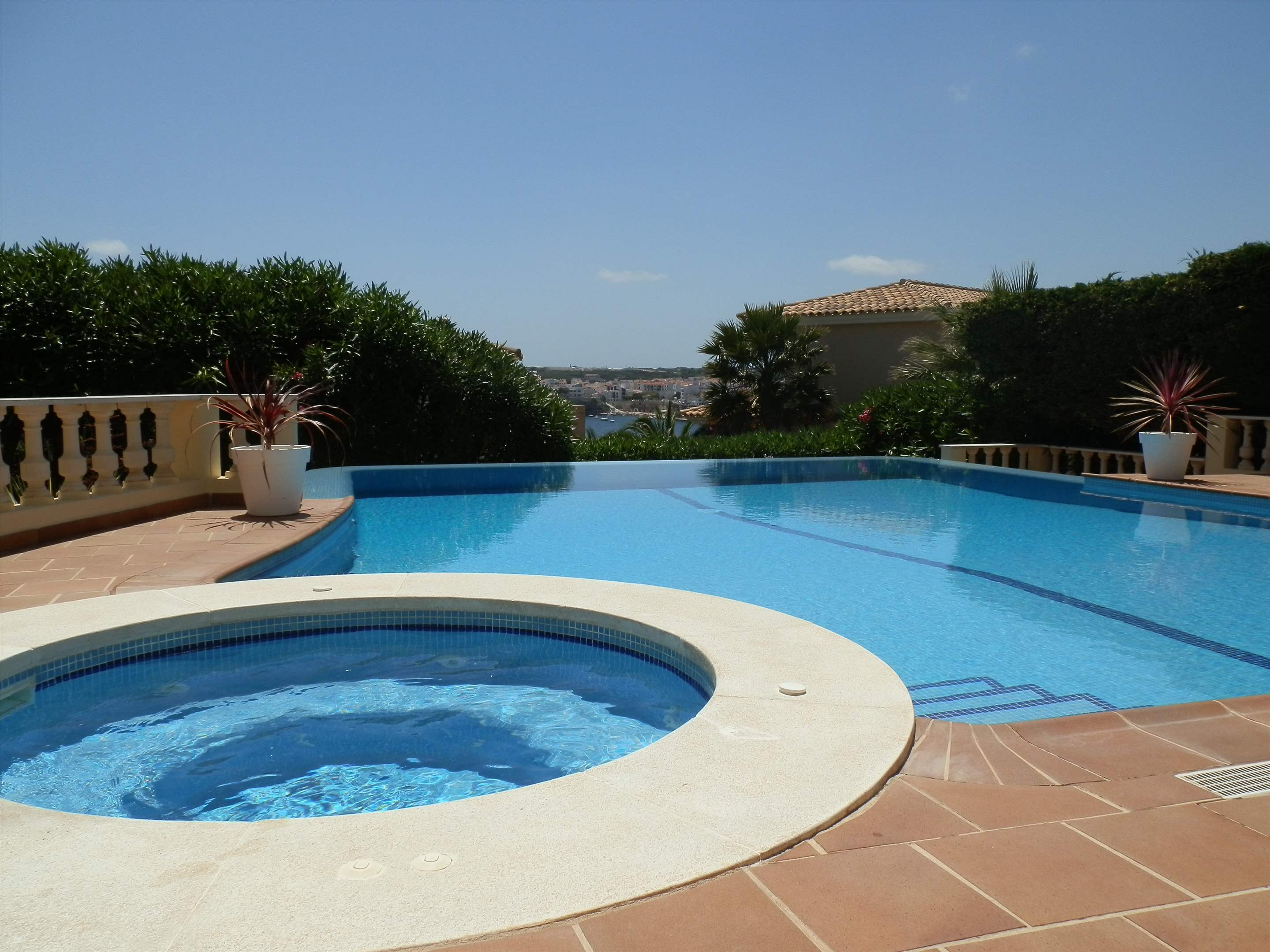 Son De Mar, 5 bedroom villa in Mahon, San Luis & South East, Menorca