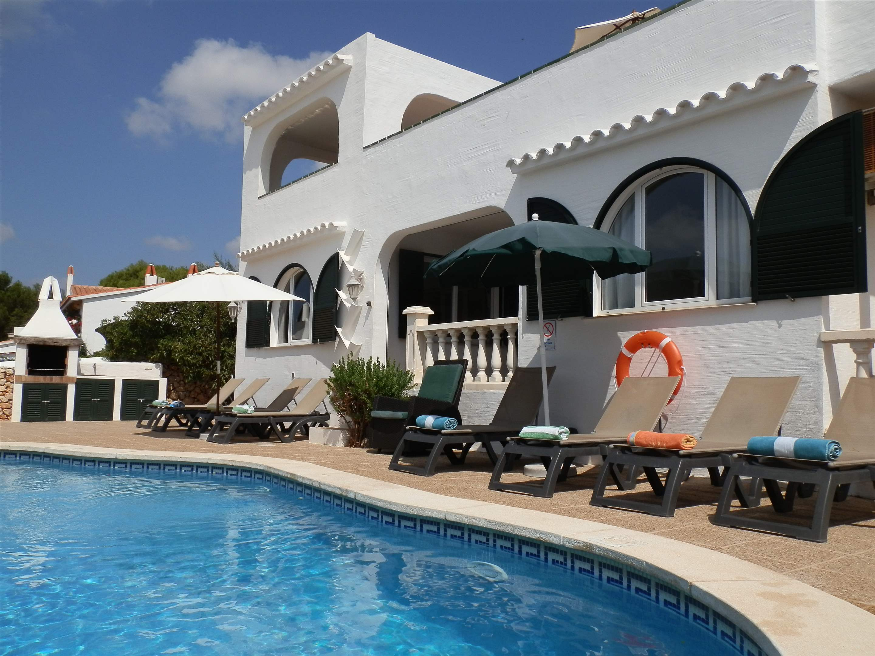 Villa La Palmera, 4 bedroom villa in Mahon, San Luis & South East, Menorca