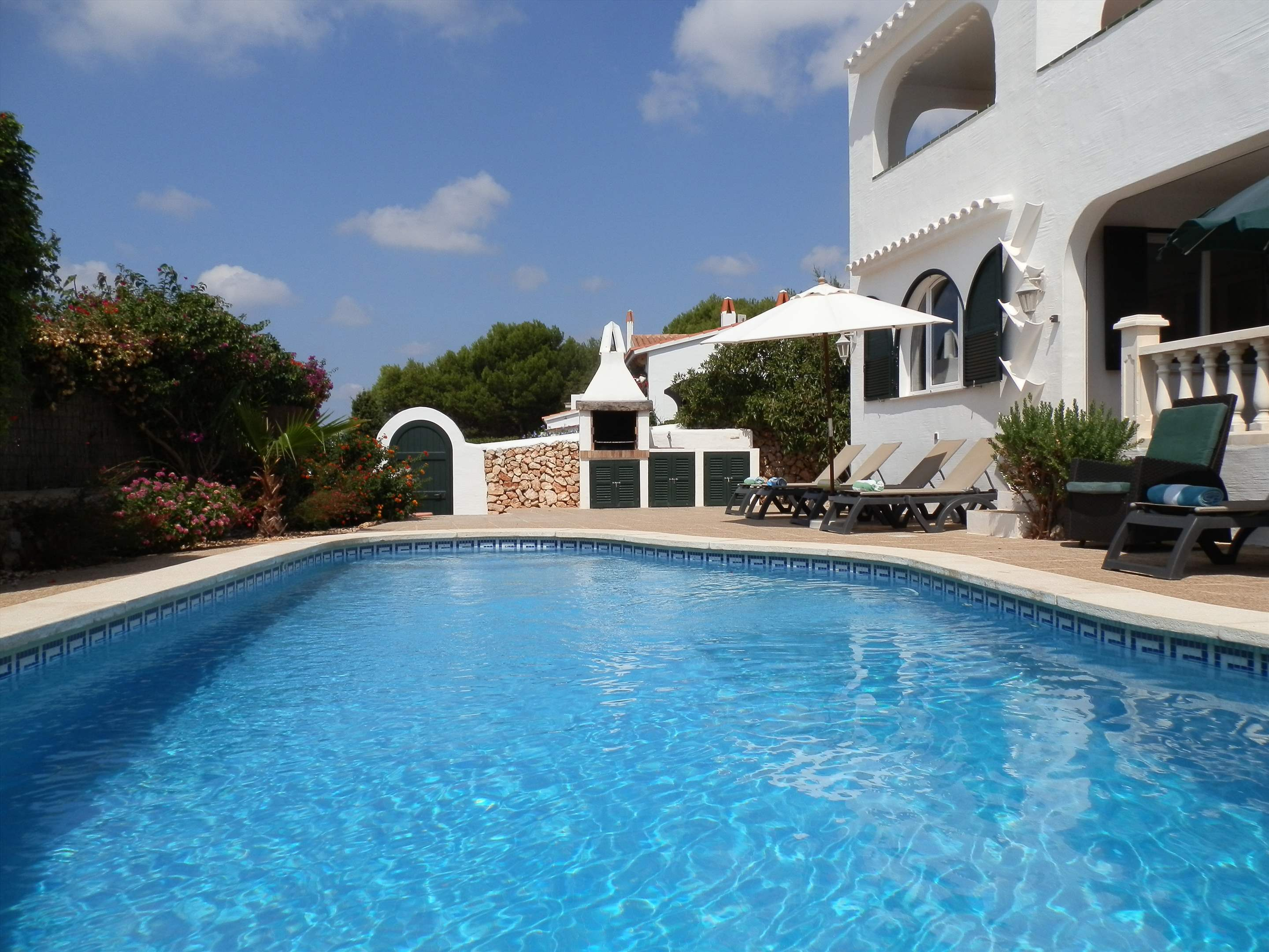 Villa La Palmera, 4 bedroom villa in Mahon, San Luis & South East, Menorca Photo #12