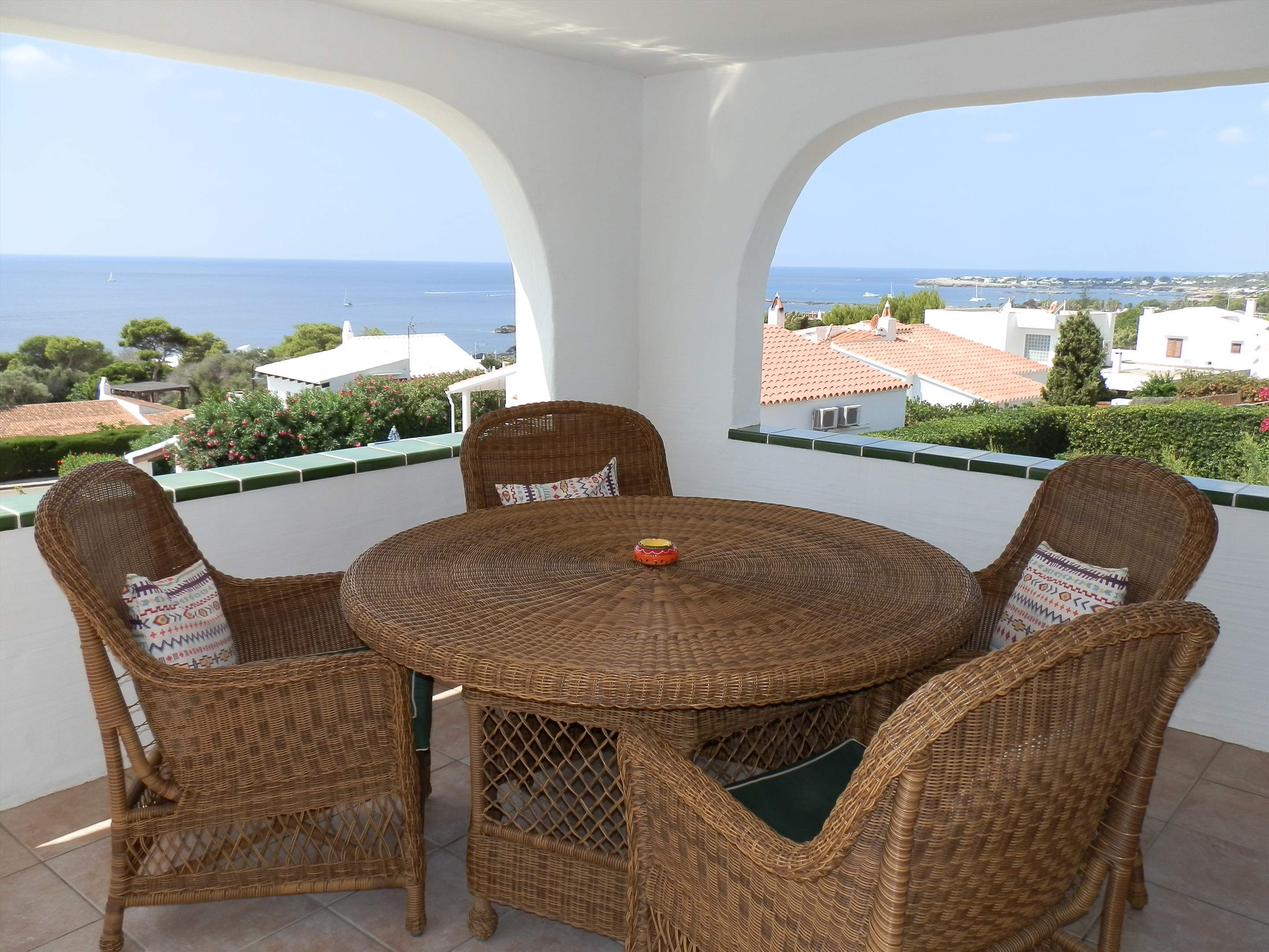 Villa La Palmera, 4 bedroom villa in Mahon, San Luis & South East, Menorca Photo #4
