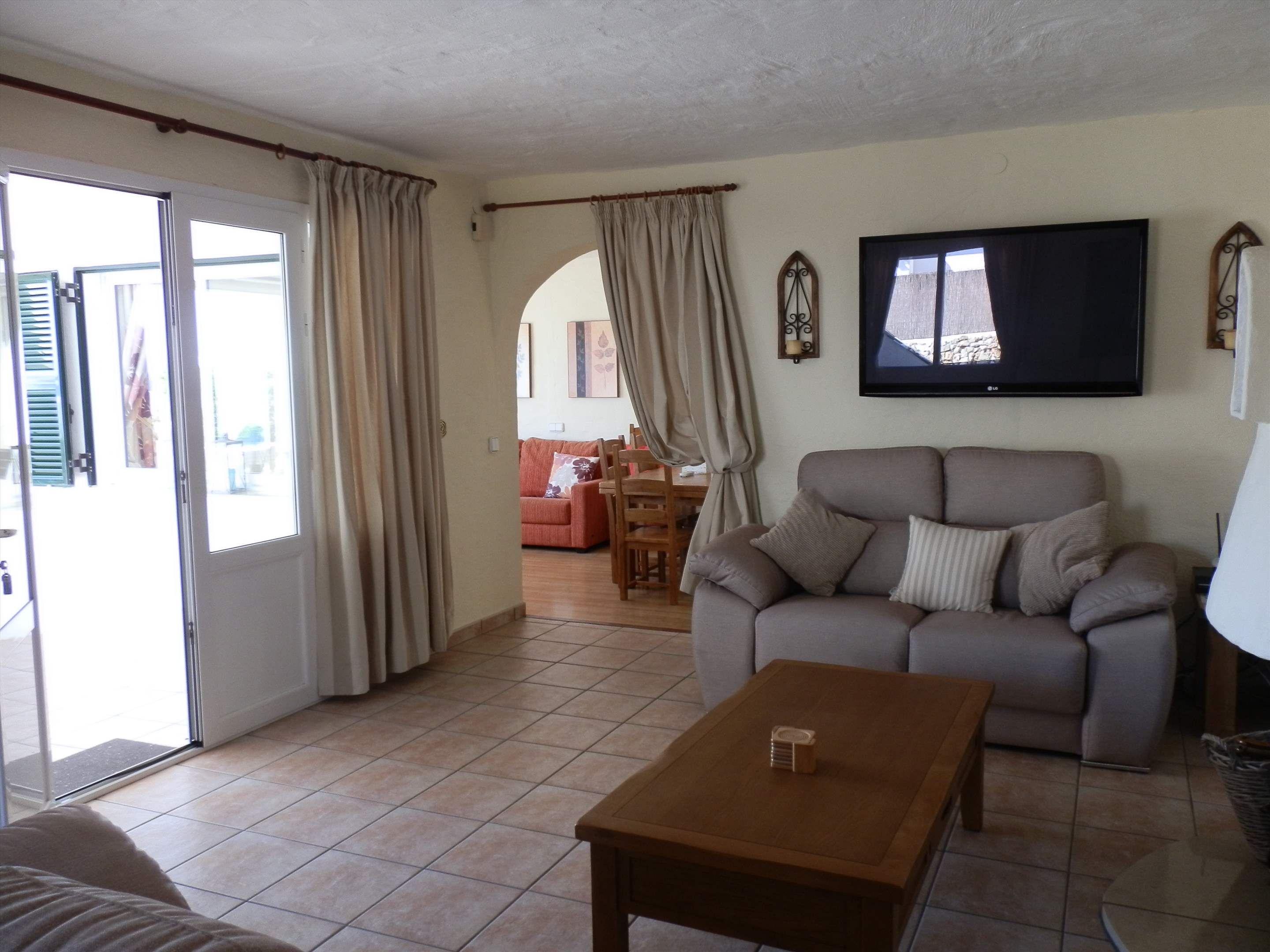 Villa La Palmera, 4 bedroom villa in Mahon, San Luis & South East, Menorca Photo #7