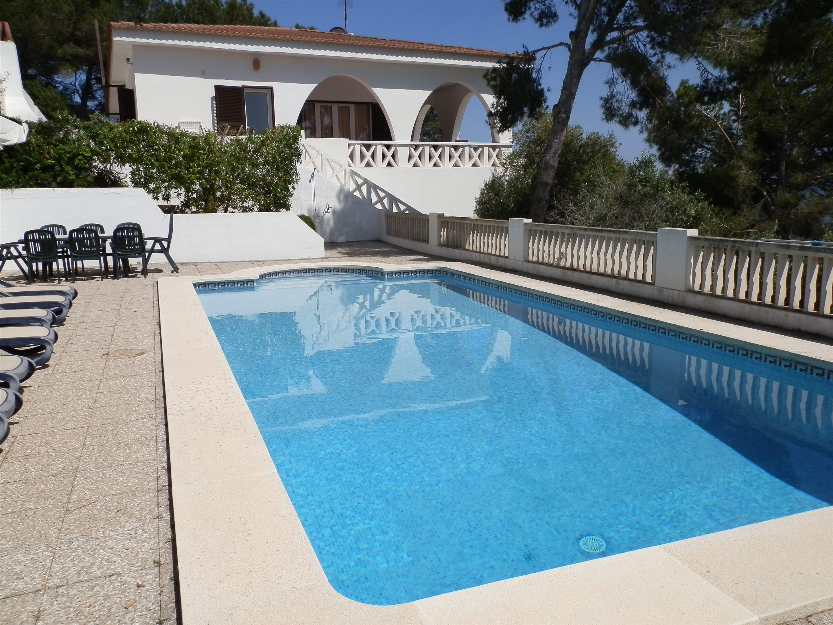Los Arcos , 5 bedroom villa in Mahon, San Luis & South East, Menorca