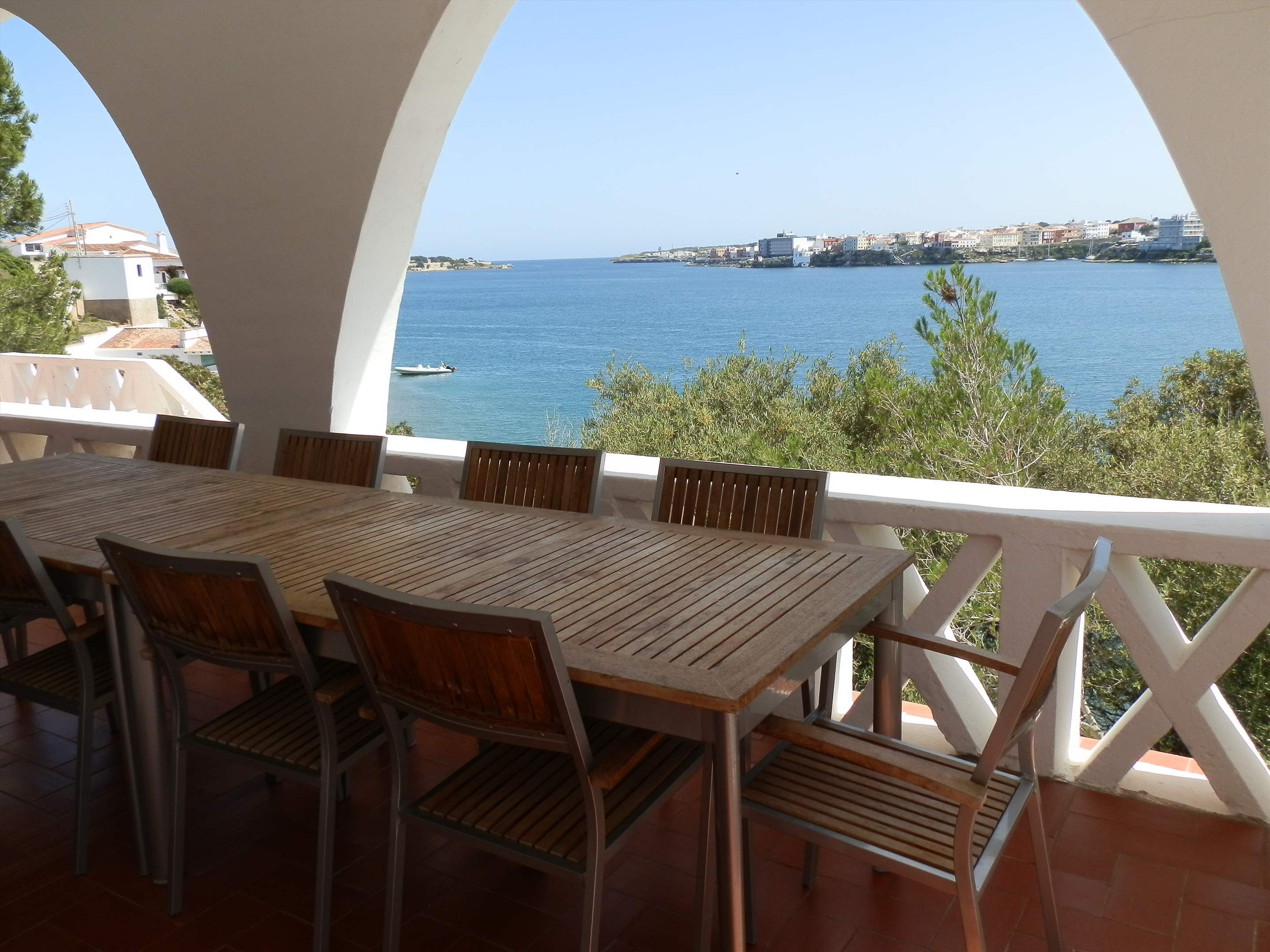 Los Arcos , 5 bedroom villa in Mahon, San Luis & South East, Menorca Photo #9