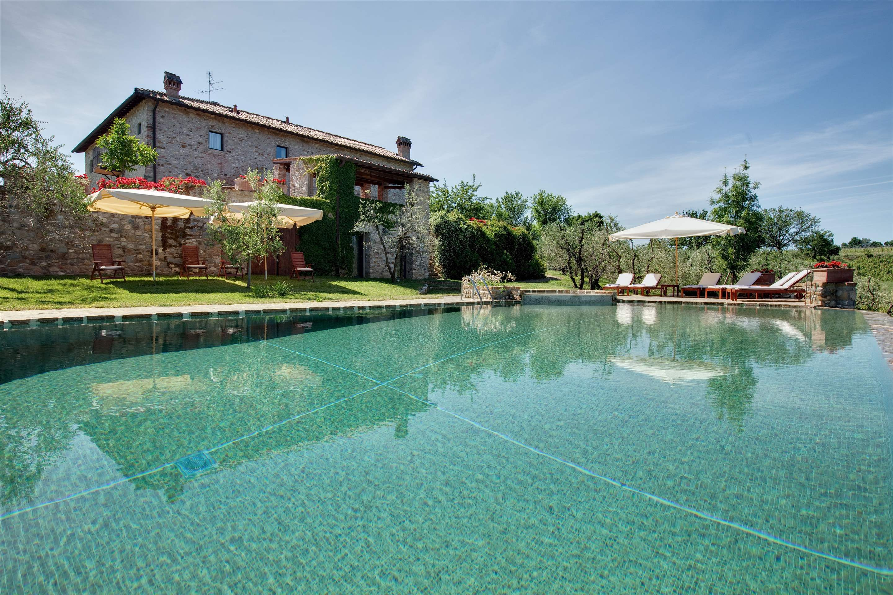 Villa Mercatale, 6 Bedroom rate, 6 bedroom villa in Chianti & Countryside, Tuscany