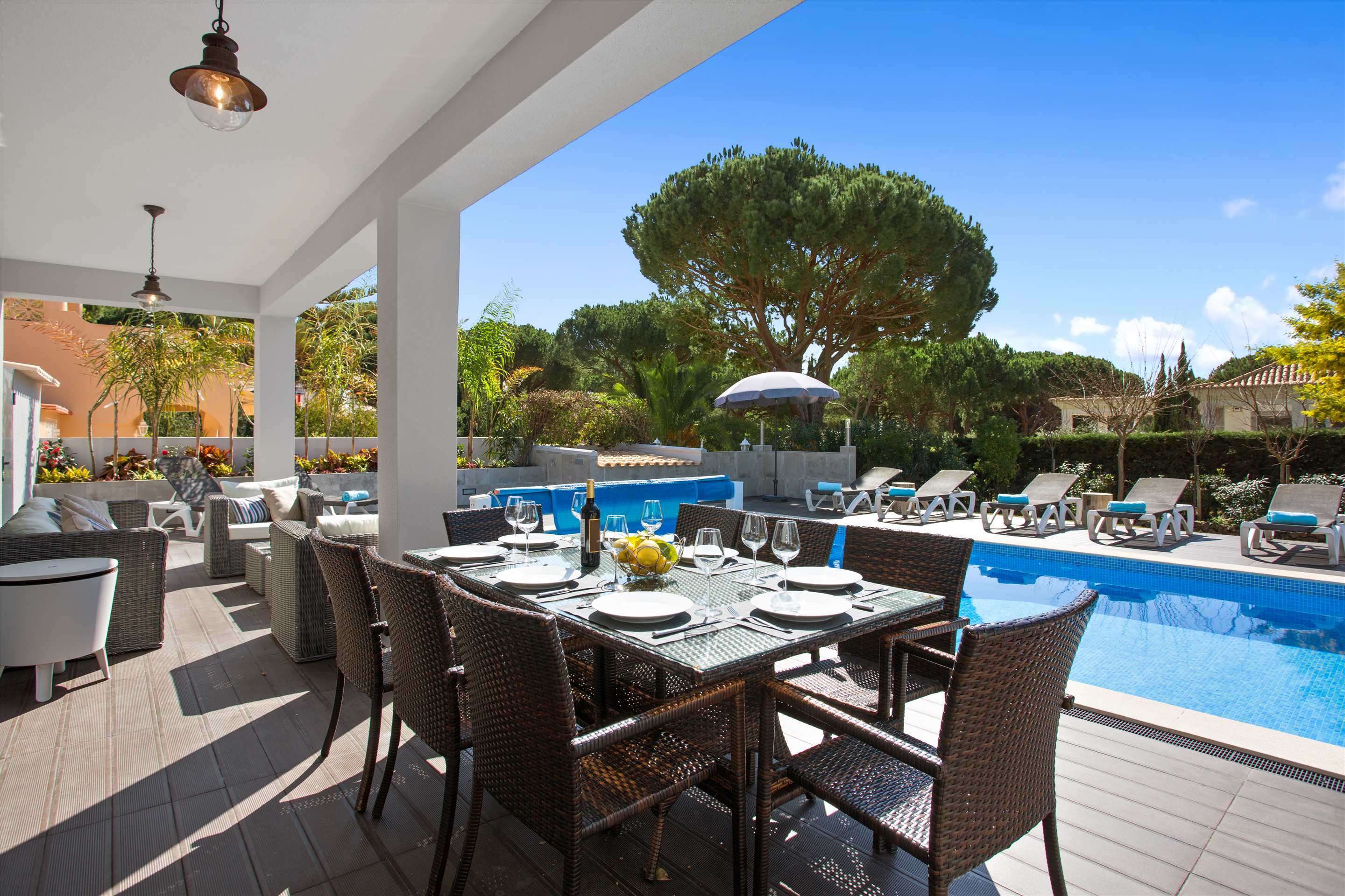 Villa Rose, 4 bedroom villa in Vilamoura Area, Algarve Photo #7