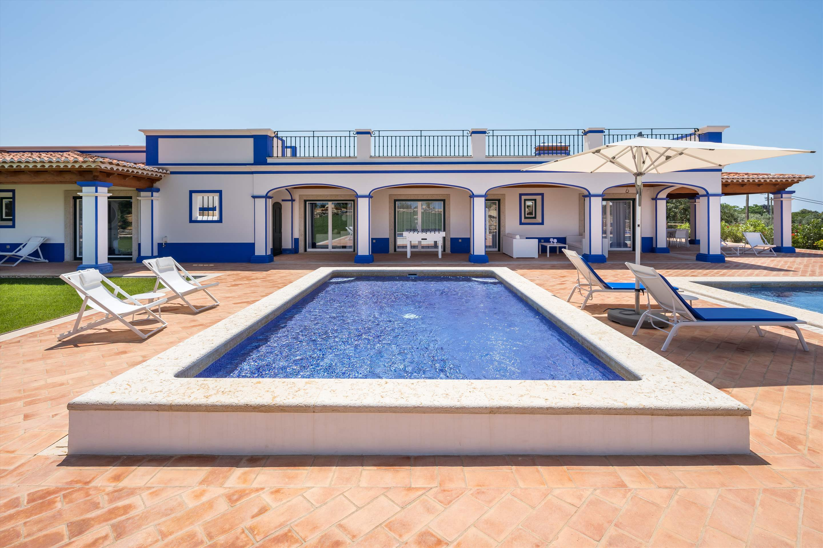 Villa Sky, 4 bedroom villa in Vilamoura Area, Algarve Photo #12