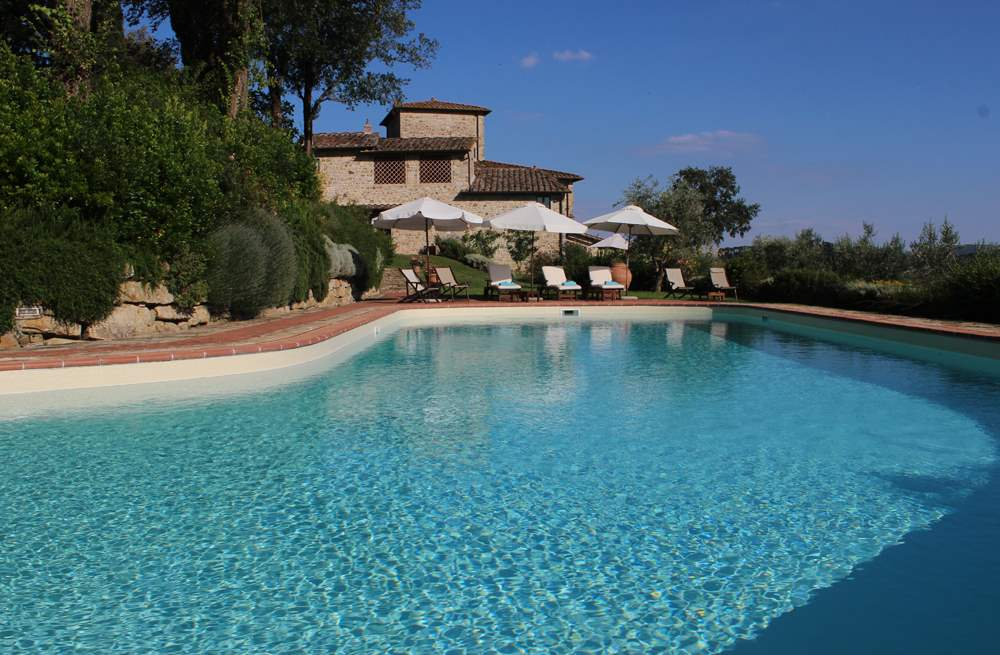 Apartment Torre , 2 bedroom apartment in Chianti & Countryside, Tuscany Photo #13