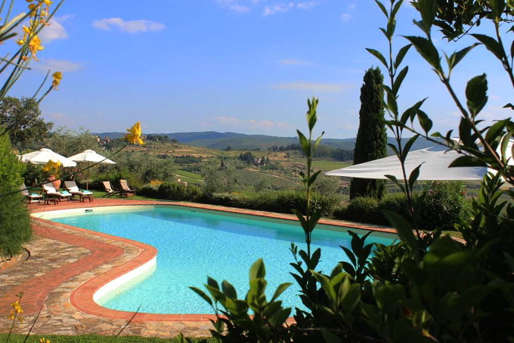 Apartment Torre , 2 bedroom apartment in Chianti & Countryside, Tuscany Photo #14