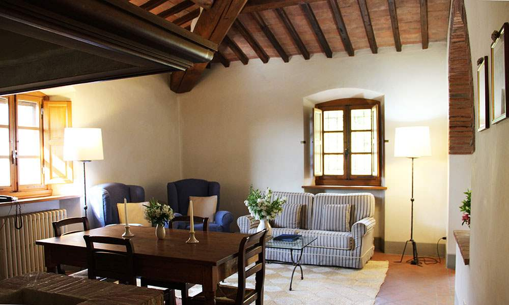 Apartment Torre , 2 bedroom apartment in Chianti & Countryside, Tuscany Photo #3