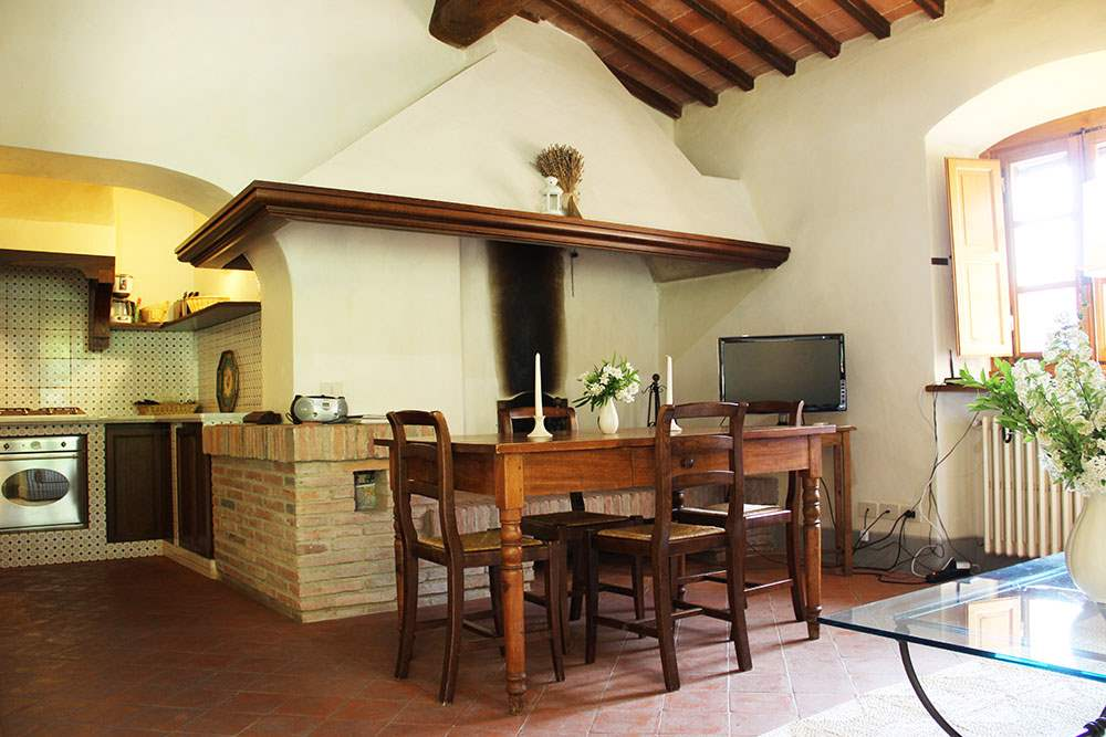Apartment Torre , 2 bedroom apartment in Chianti & Countryside, Tuscany Photo #4