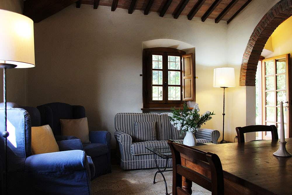 Apartment Torre , 2 bedroom apartment in Chianti & Countryside, Tuscany Photo #5
