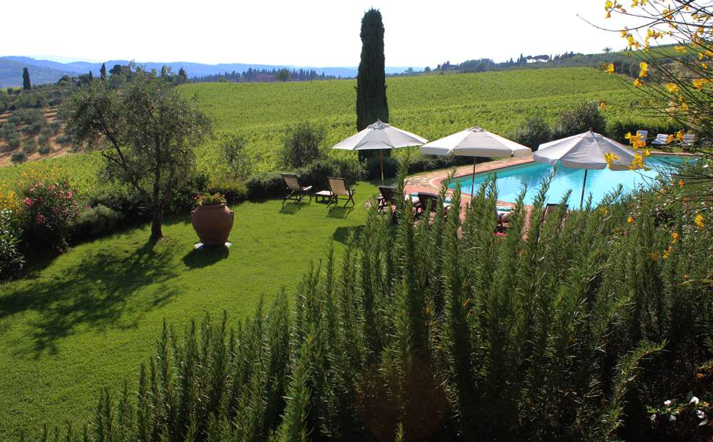 Apartment Colonna, 4 bedroom apartment in Chianti & Countryside, Tuscany Photo #18