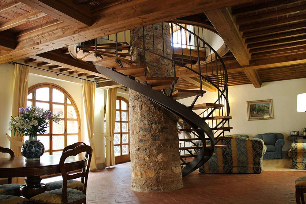 Apartment Colonna, 4 bedroom apartment in Chianti & Countryside, Tuscany Photo #3