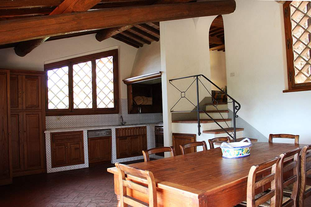 Apartment Colonna, 4 bedroom apartment in Chianti & Countryside, Tuscany Photo #4