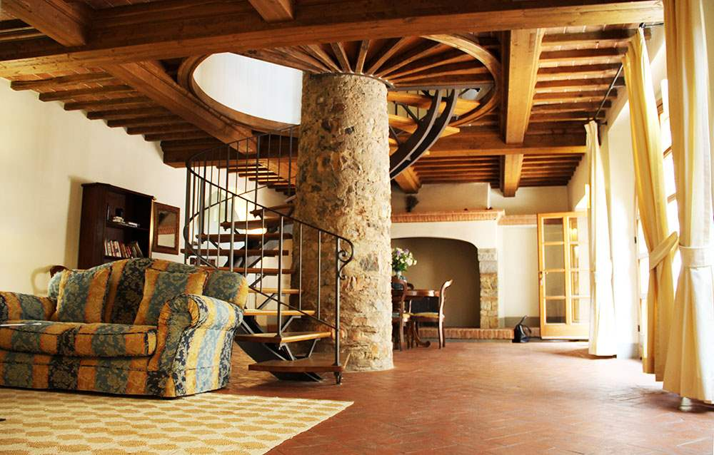 Apartment Colonna, 4 bedroom apartment in Chianti & Countryside, Tuscany Photo #5