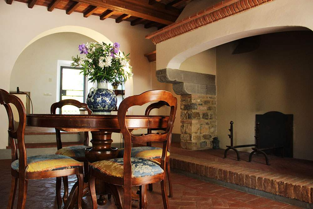 Apartment Colonna, 4 bedroom apartment in Chianti & Countryside, Tuscany Photo #6