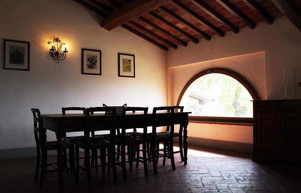 Apartment Colonna, 4 bedroom apartment in Chianti & Countryside, Tuscany Photo #7
