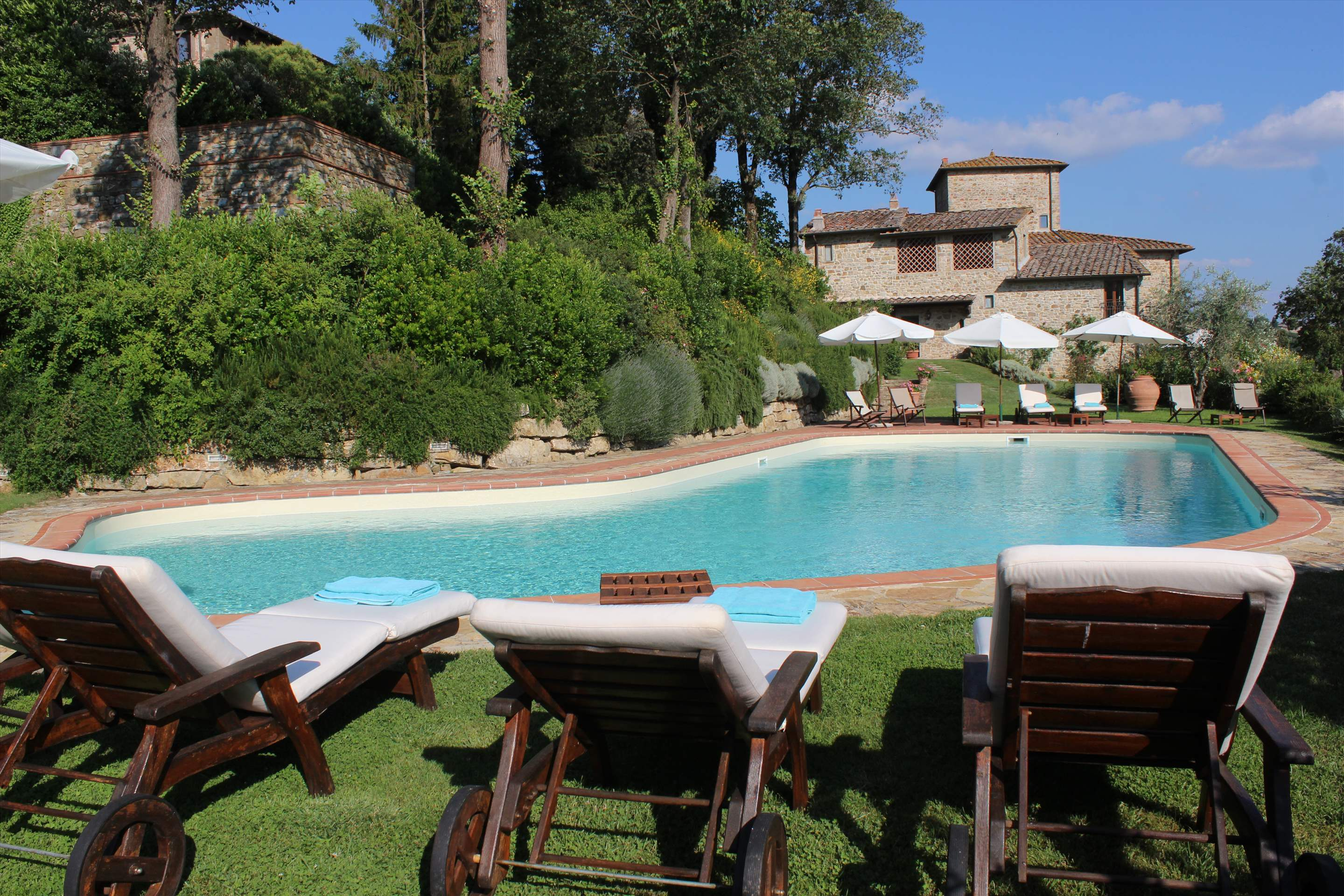 Apartment Limonaia, 1 bedroom apartment in Chianti & Countryside, Tuscany