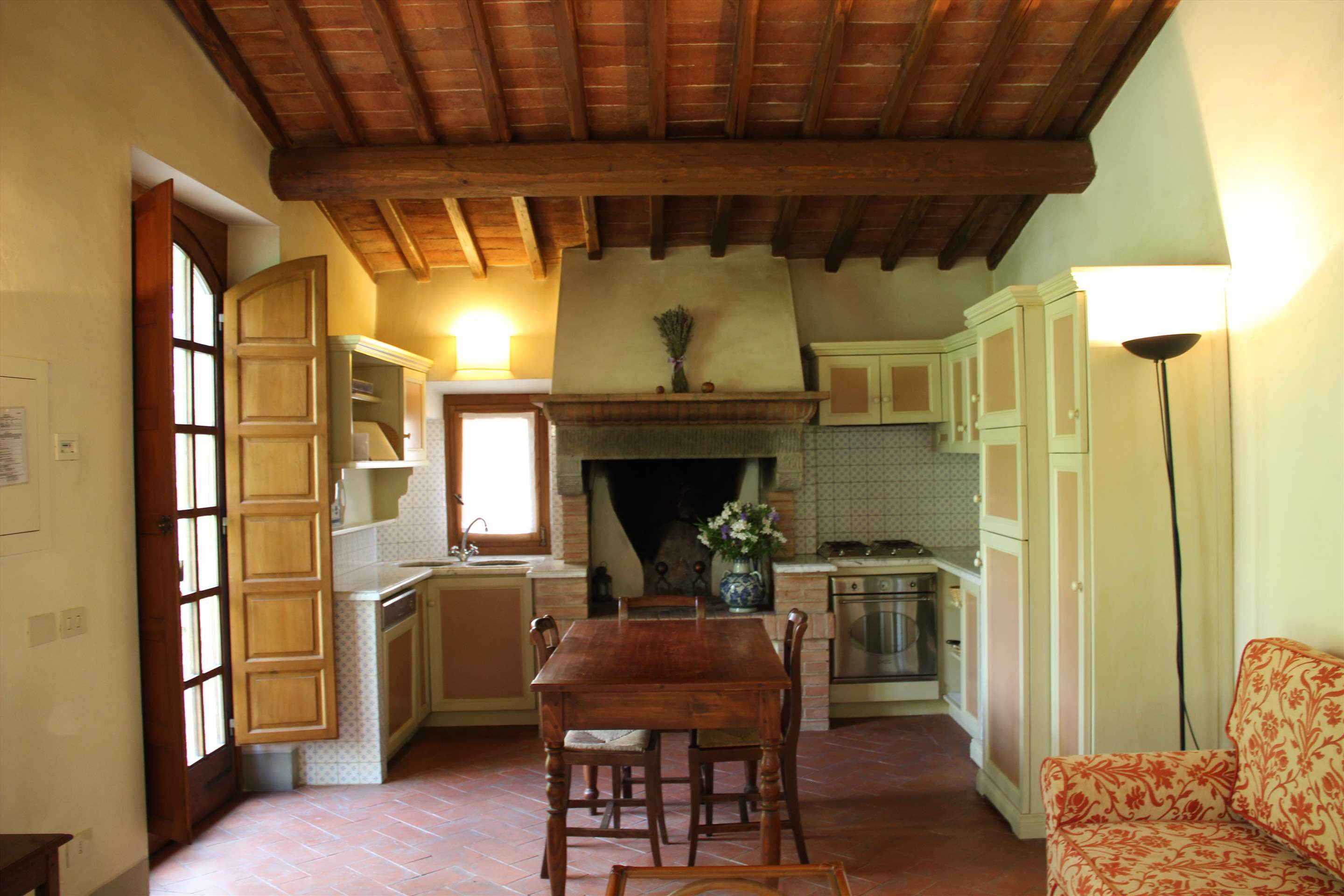 Apartment Limonaia, 1 bedroom apartment in Chianti & Countryside, Tuscany Photo #4