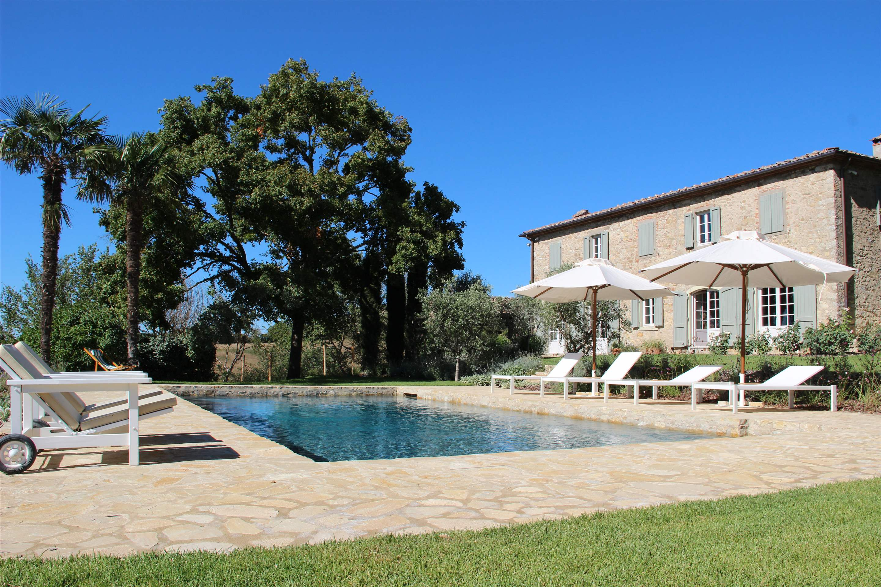 Villa Lecchi, 5 bedroom villa in Chianti & Countryside, Tuscany