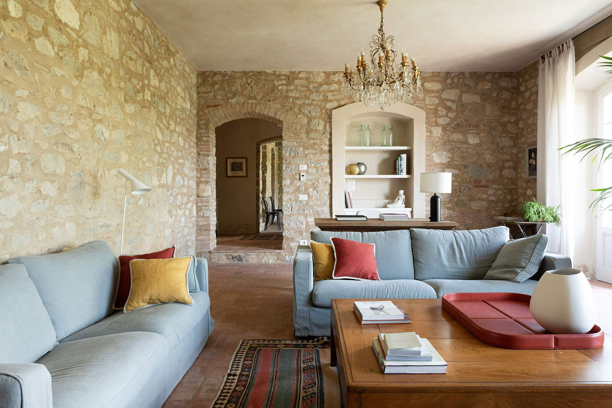 Villa Lecchi, 5 bedroom villa in Chianti & Countryside, Tuscany Photo #5