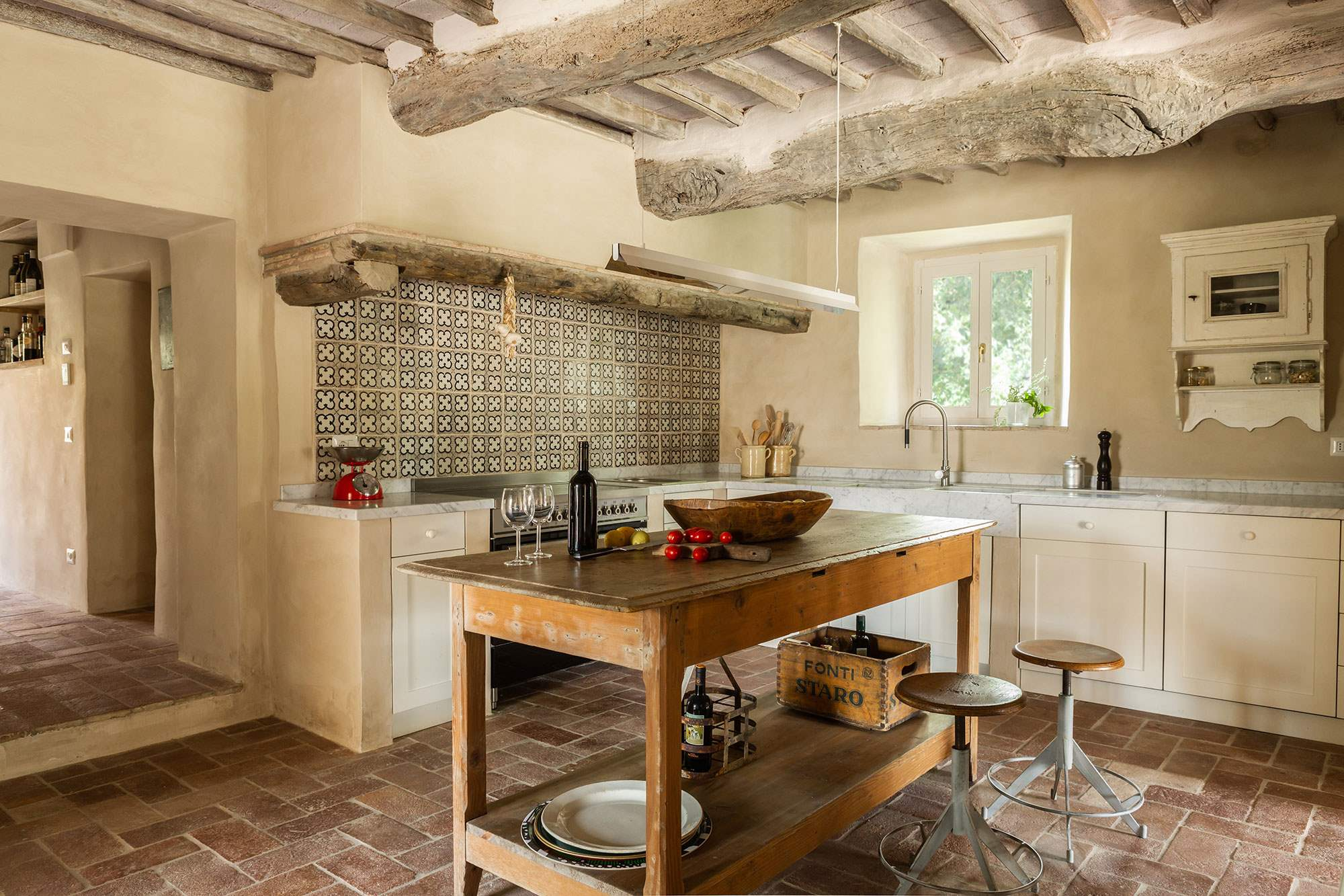 Villa Lecchi, 5 bedroom villa in Chianti & Countryside, Tuscany Photo #7