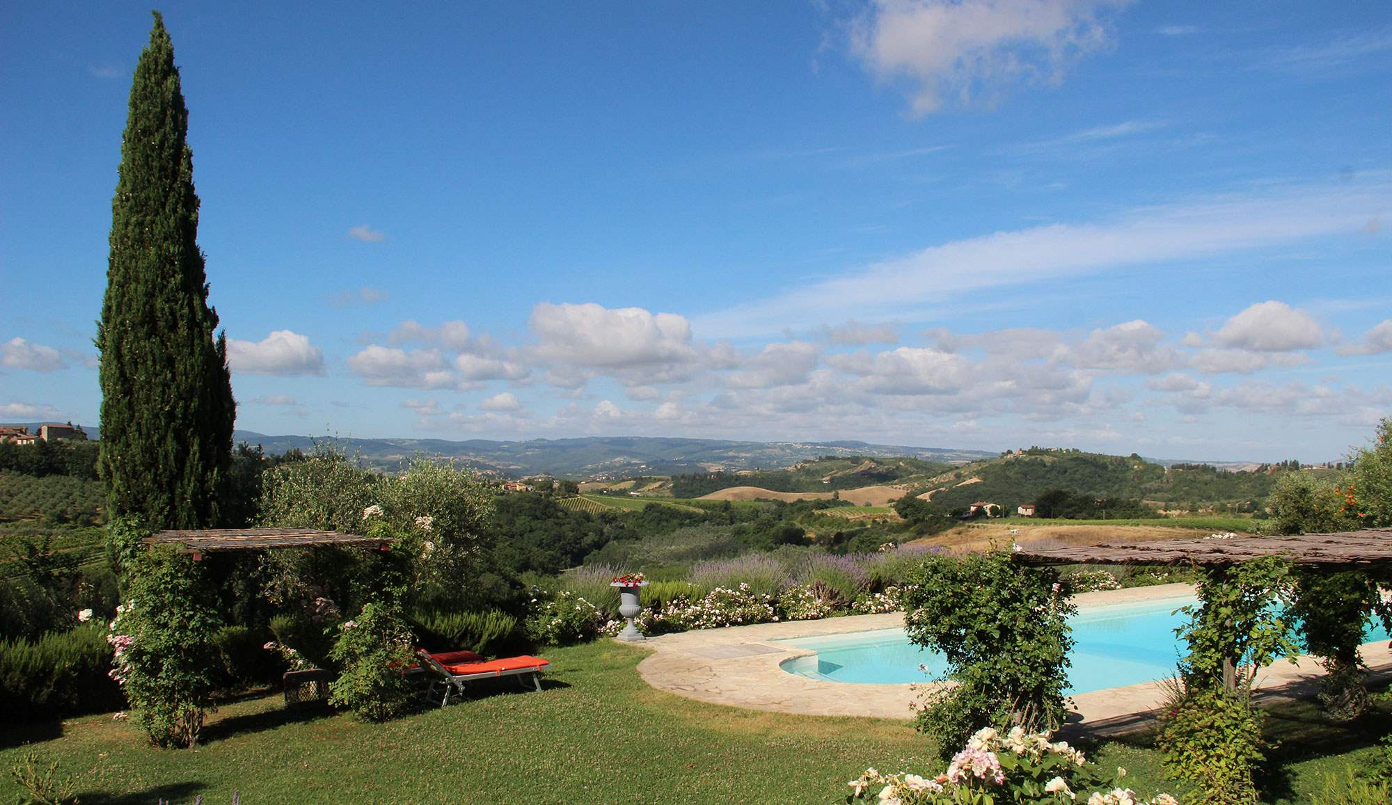Villa Capanna, 3 bedroom villa in Chianti & Countryside, Tuscany Photo #1